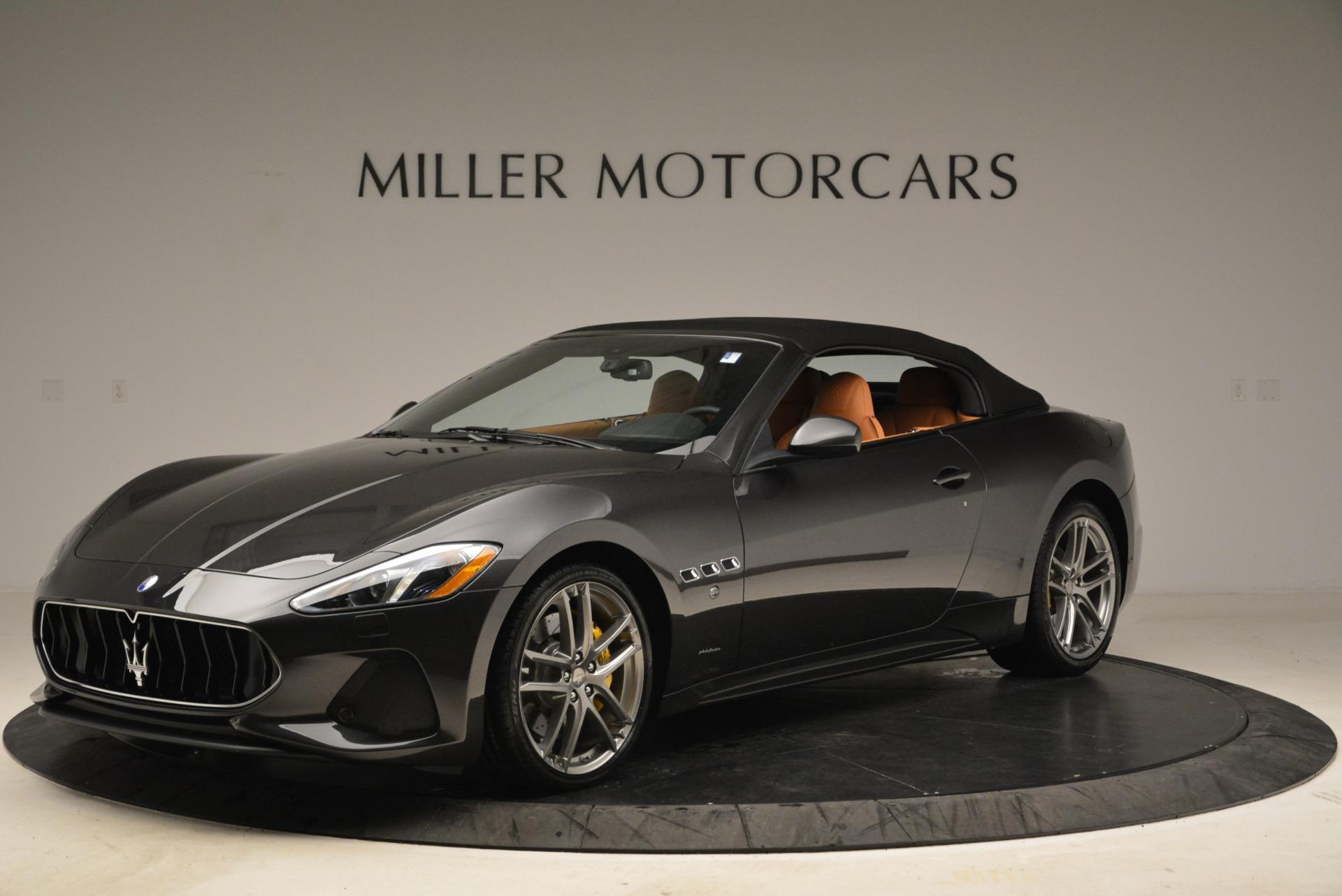 Used 2018 Maserati GranTurismo Sport Convertible For Sale 0 In Greenwich, CT