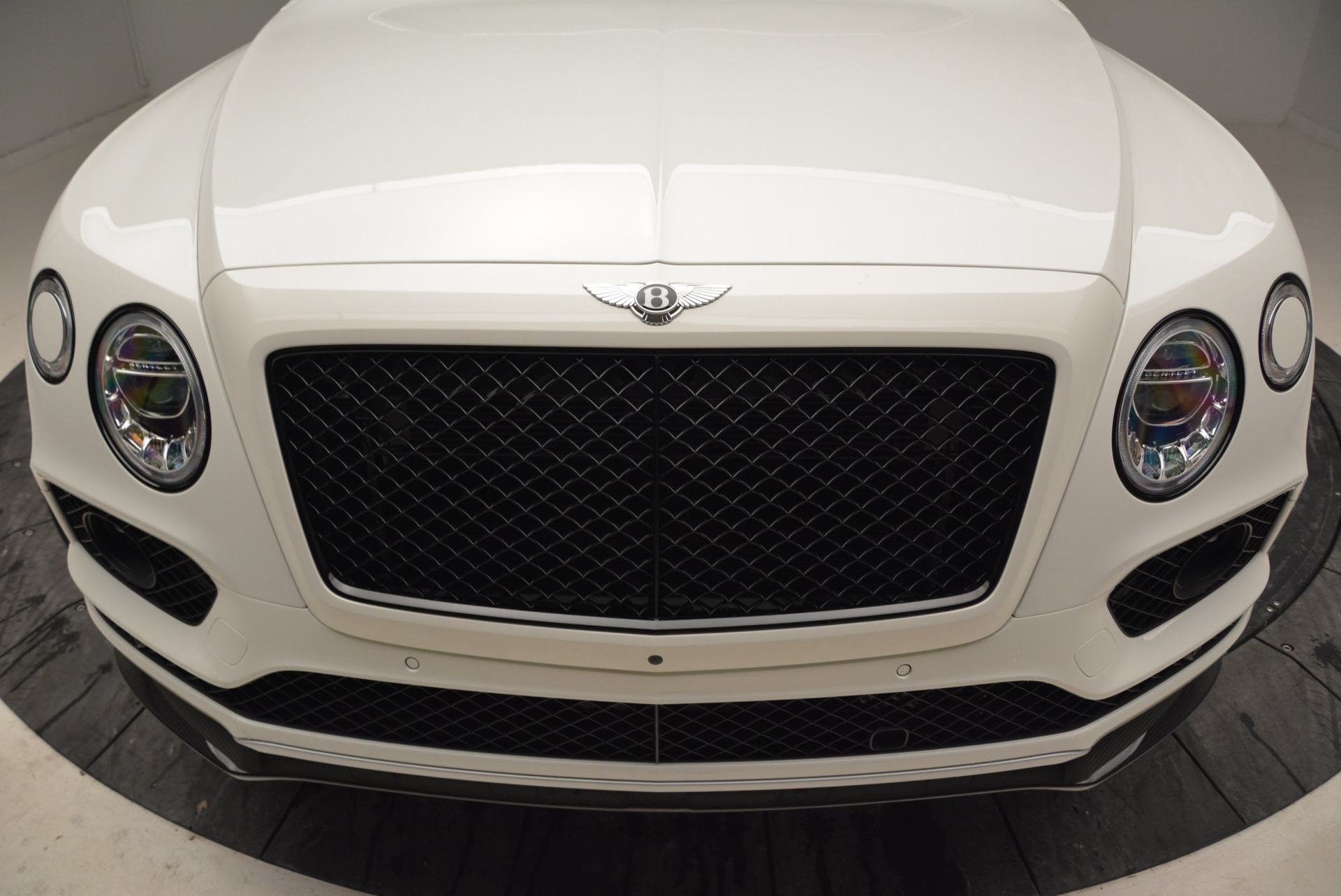 New 2018 Bentley Bentayga Black Edition For Sale 0 In Greenwich, CT