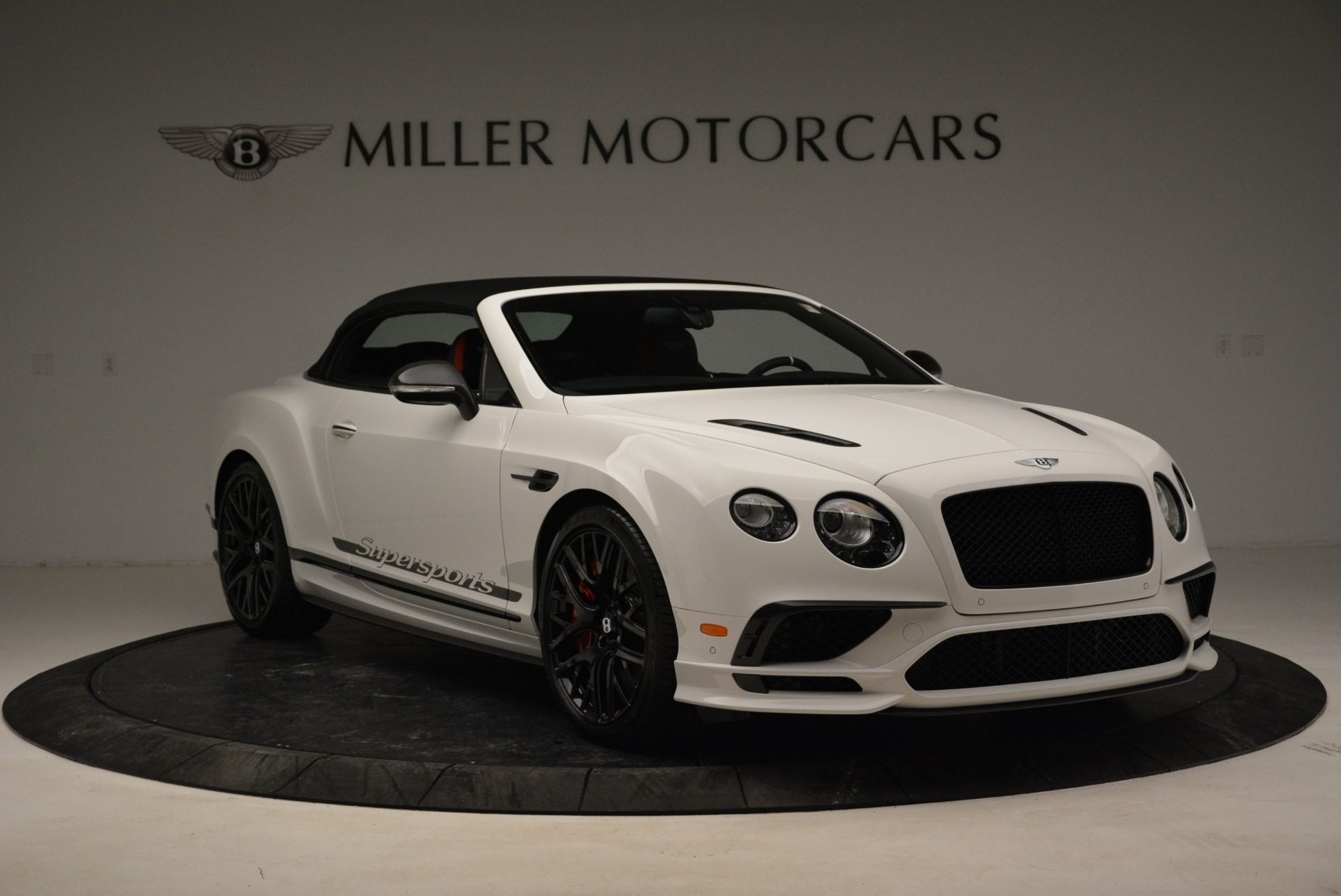 Used 2018 Bentley Continental GT Supersports Convertible For Sale 0 In Greenwich, CT