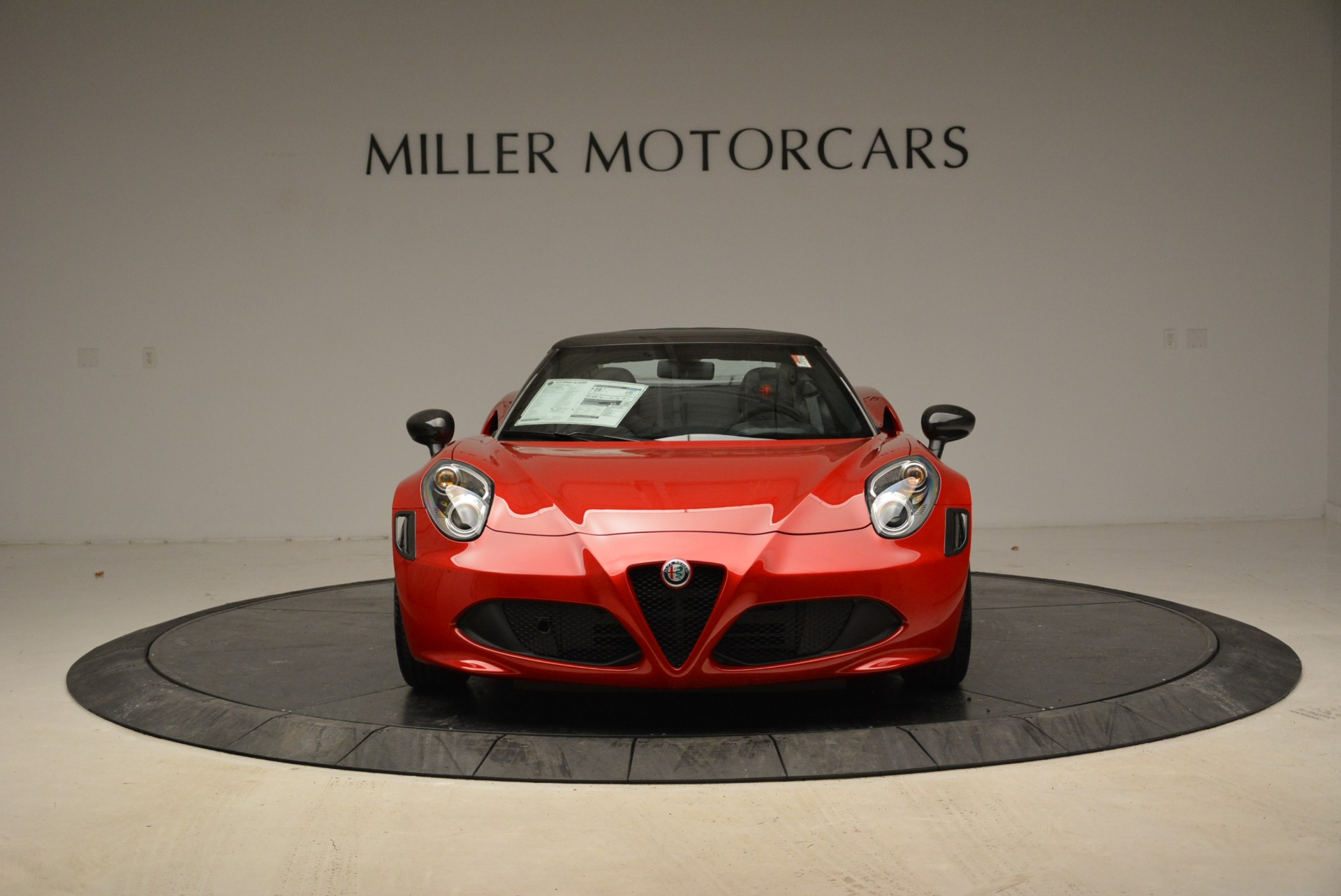 New 2018 Alfa Romeo 4C Spider For Sale 0 In Greenwich, CT