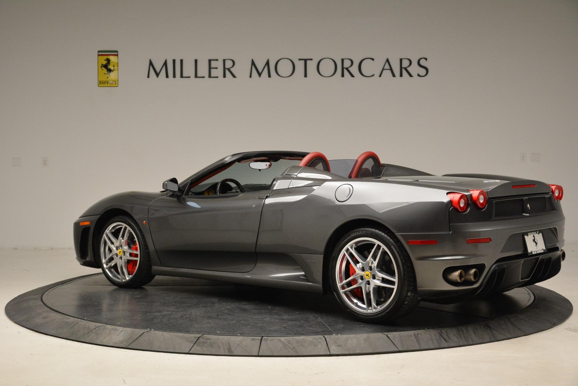 Used 2008 Ferrari F430 Spider  For Sale 0 In Greenwich, CT