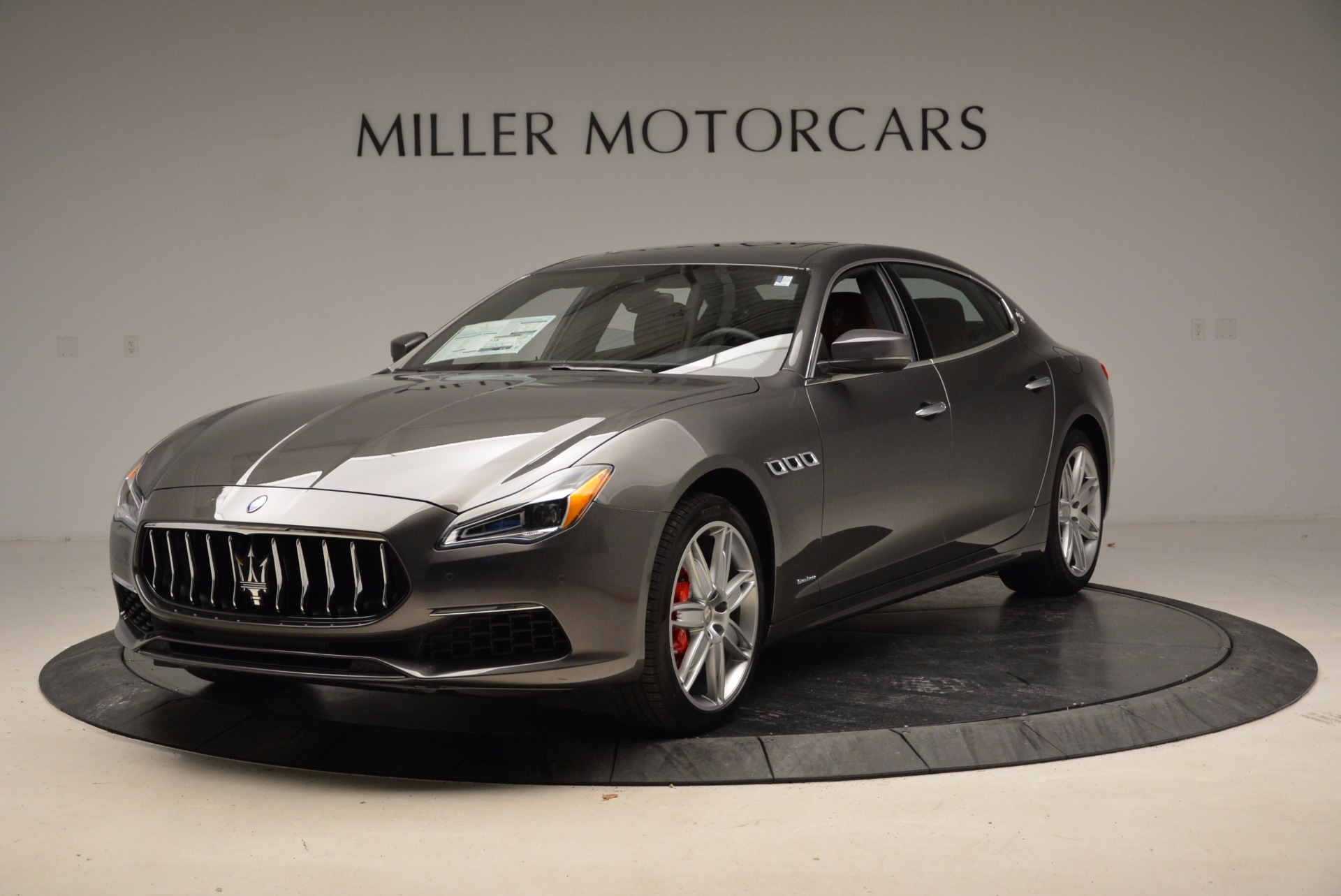 New 2018 Maserati Quattroporte S Q4 GranLusso For Sale 0 In Greenwich, CT