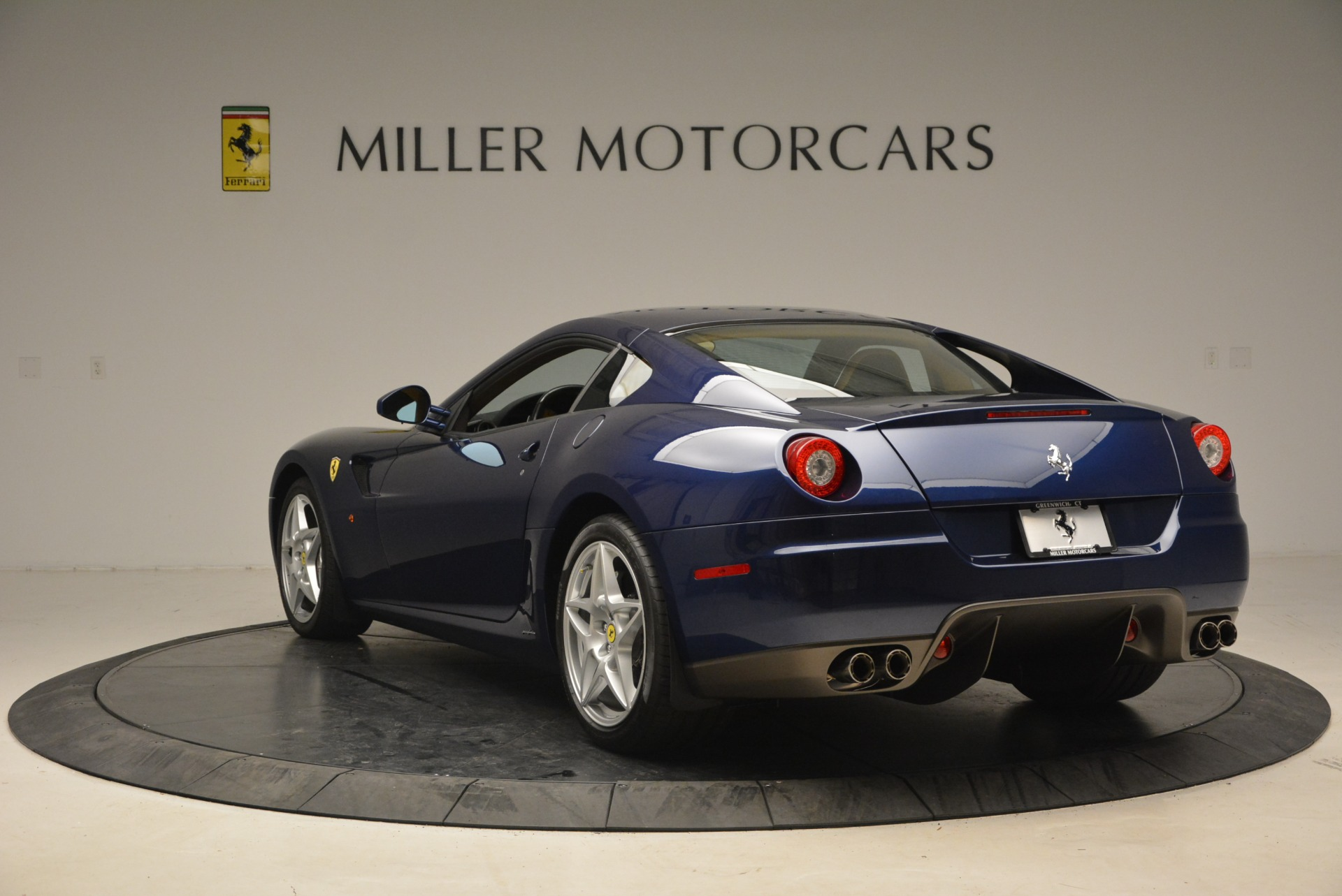 Used 2007 Ferrari 599 GTB Fiorano GTB Fiorano F1 For Sale 0 In Greenwich, CT