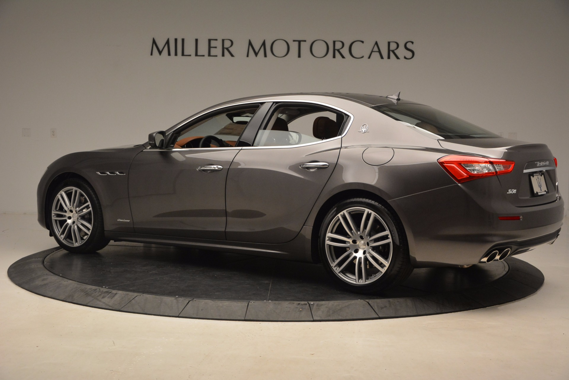 New 2018 Maserati Ghibli S Q4 GranLusso For Sale 0 In Greenwich, CT