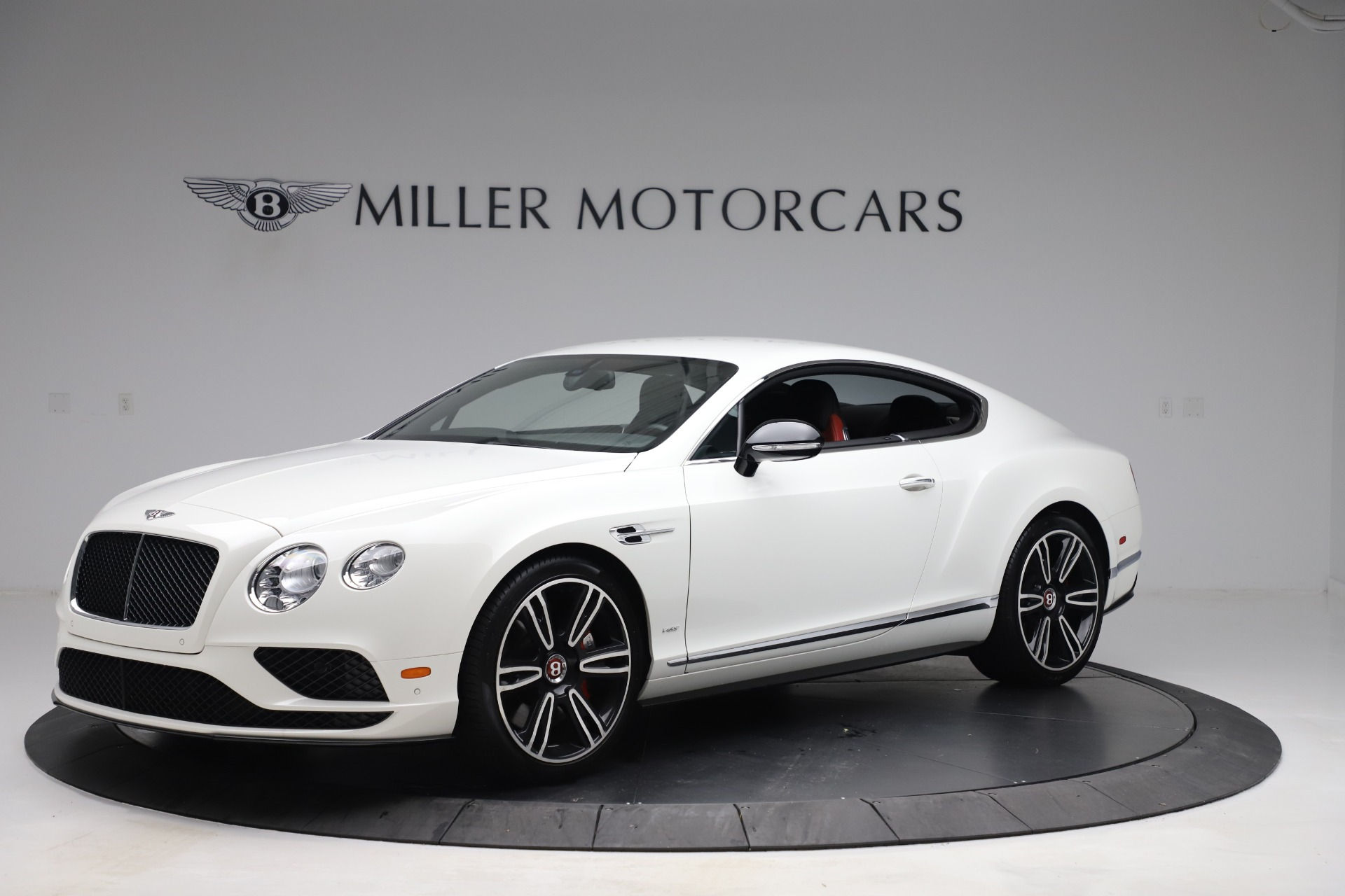 New 2016 Bentley Continental GT V8 S  For Sale 0 In Greenwich, CT