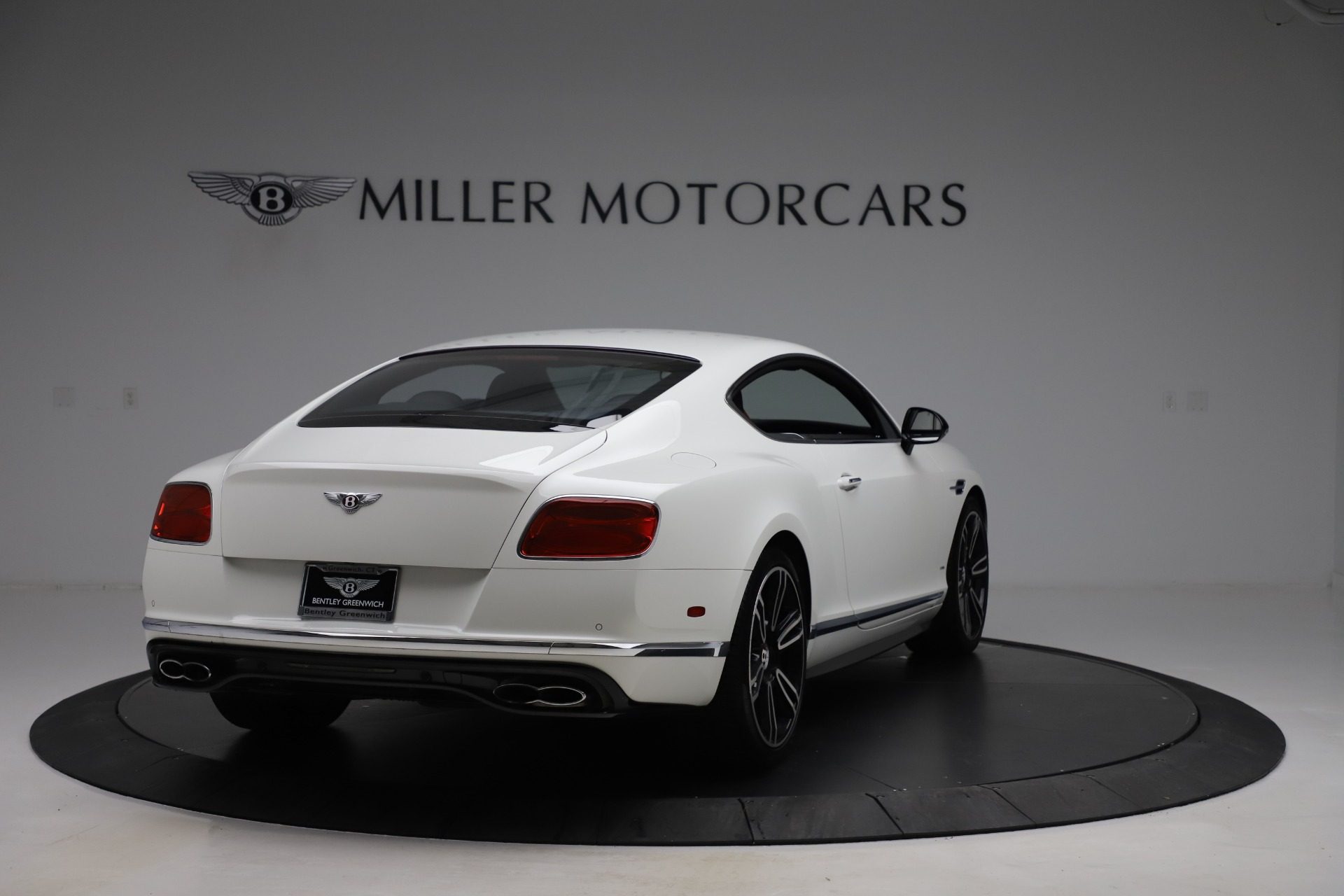 Used 2016 Bentley Continental GT V8 S For Sale 230830 In Greenwich, CT