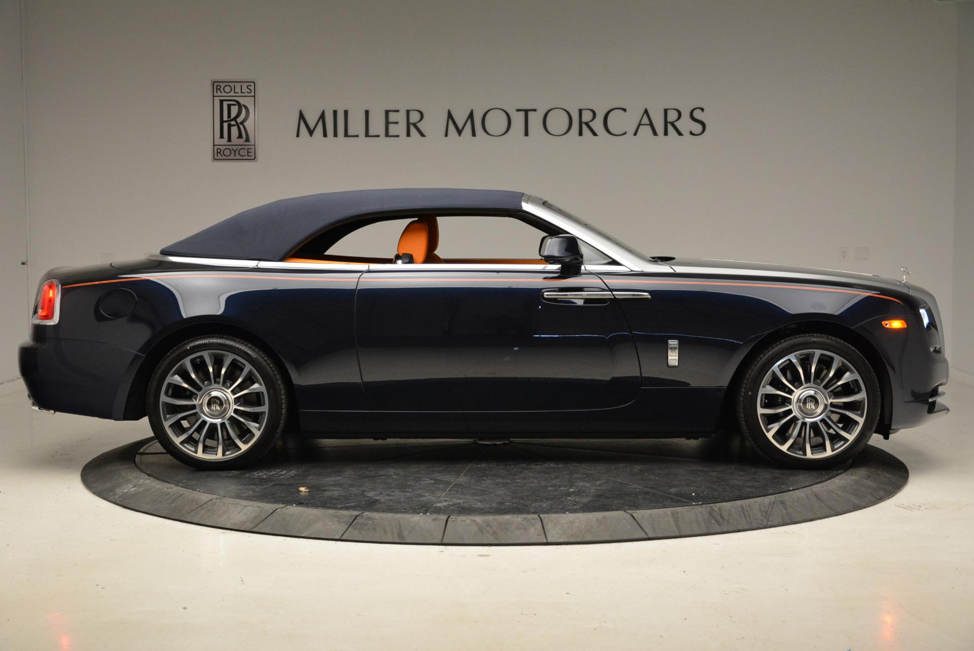 New 2018 Rolls-Royce Dawn  For Sale 0 In Greenwich, CT