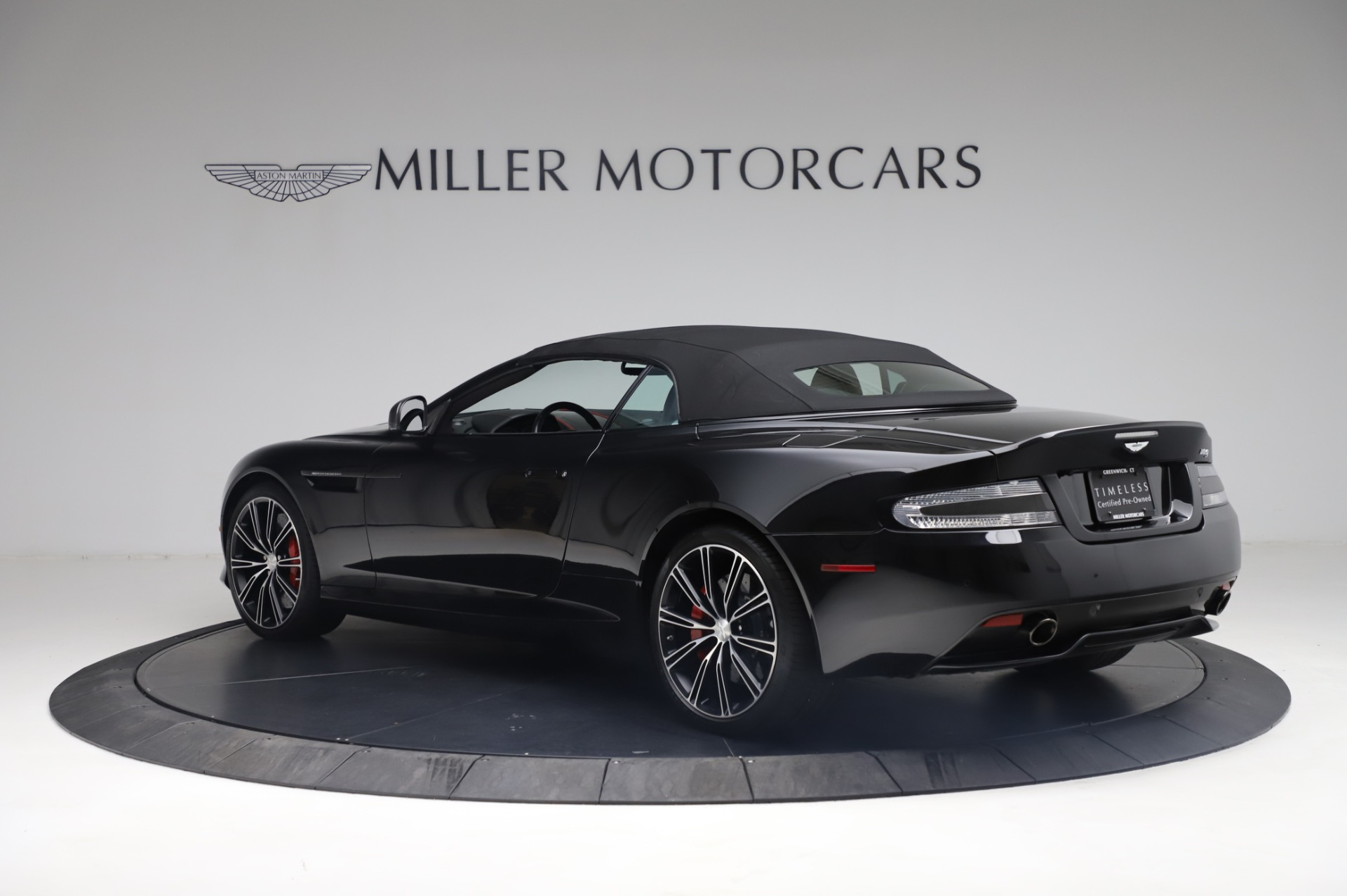 Used 2015 Aston Martin DB9 Convertible For Sale 109900 In Greenwich, CT