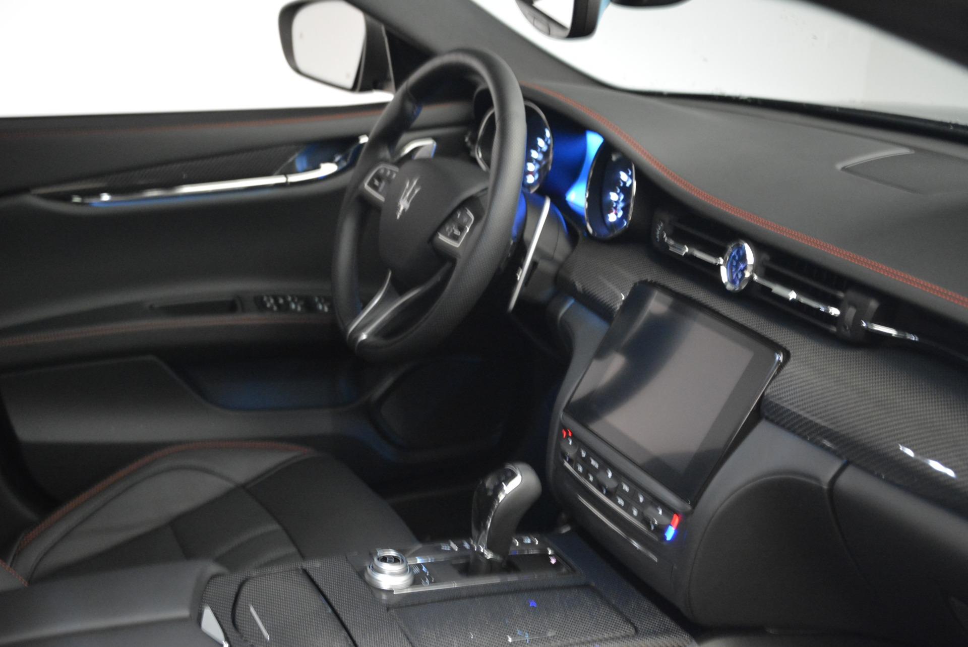 New 2018 Maserati Quattroporte S Q4 Gransport For Sale 0 In Greenwich, CT