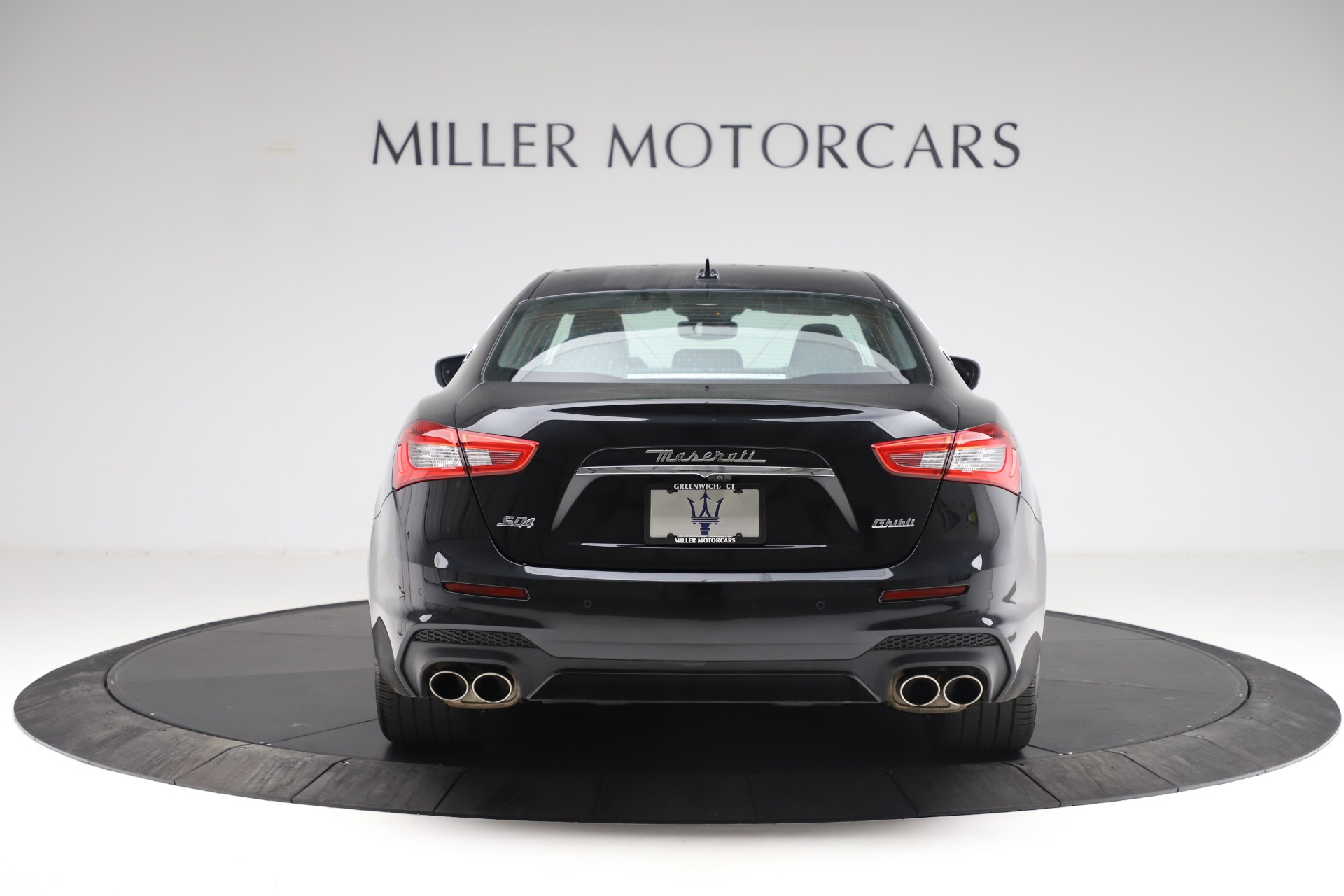 New 2018 Maserati Ghibli S Q4 Gransport For Sale 0 In Greenwich, CT