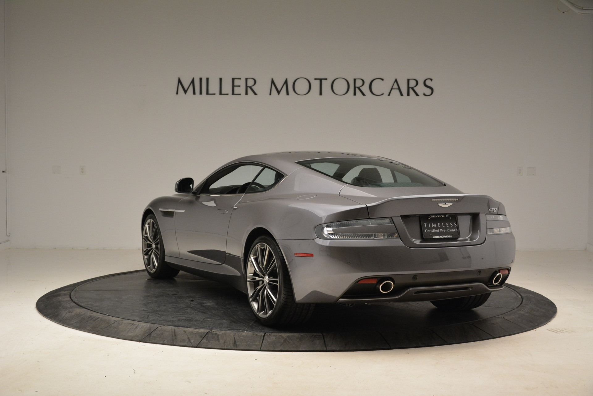 Used 2015 Aston Martin DB9  For Sale 0 In Greenwich, CT