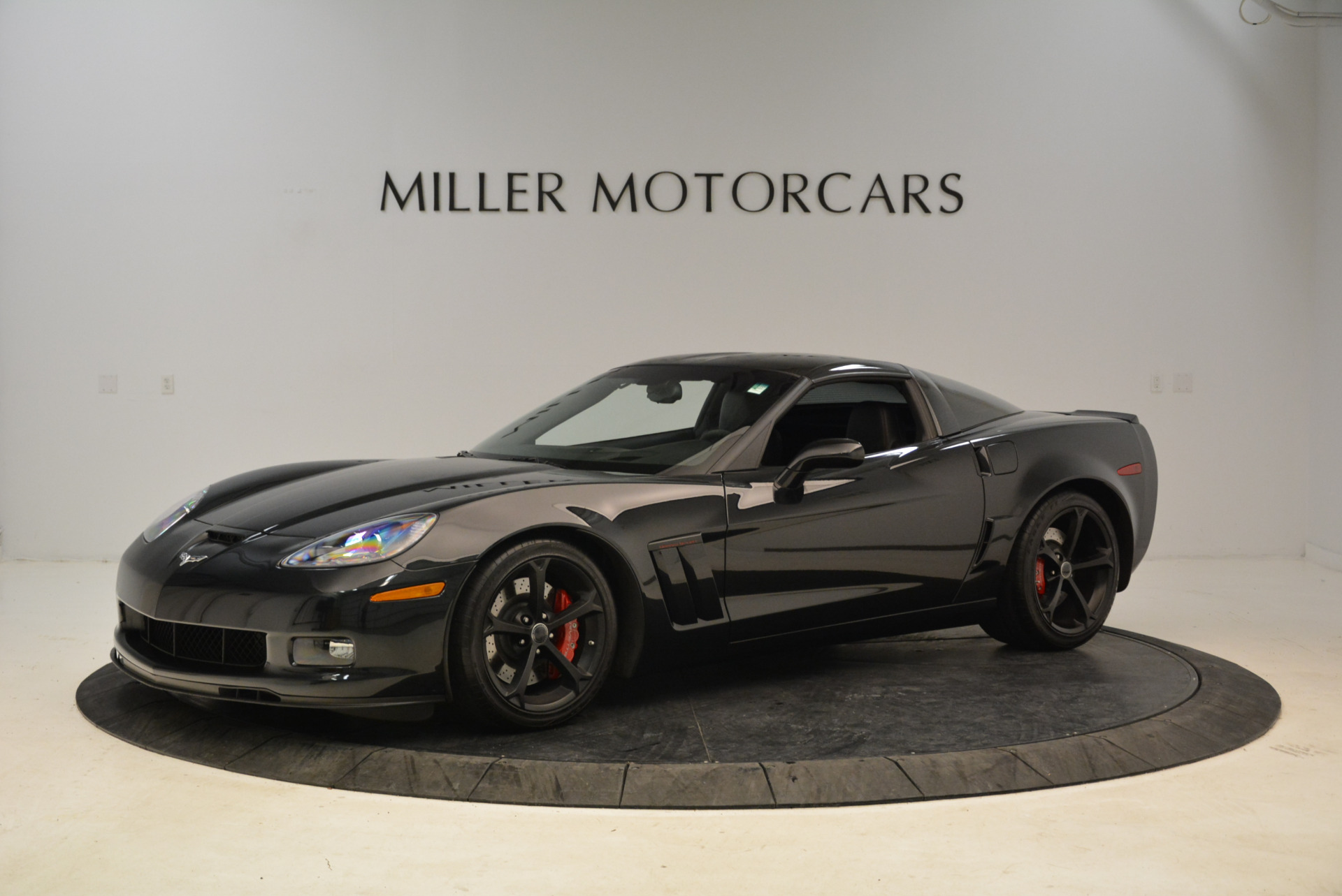 Used 2012 Chevrolet Corvette Z16 Grand Sport For Sale 0 In Greenwich, CT