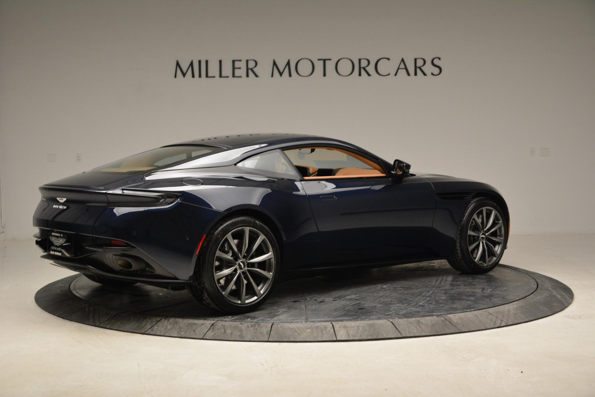 New 2018 Aston Martin DB11 V8 For Sale 0 In Greenwich, CT