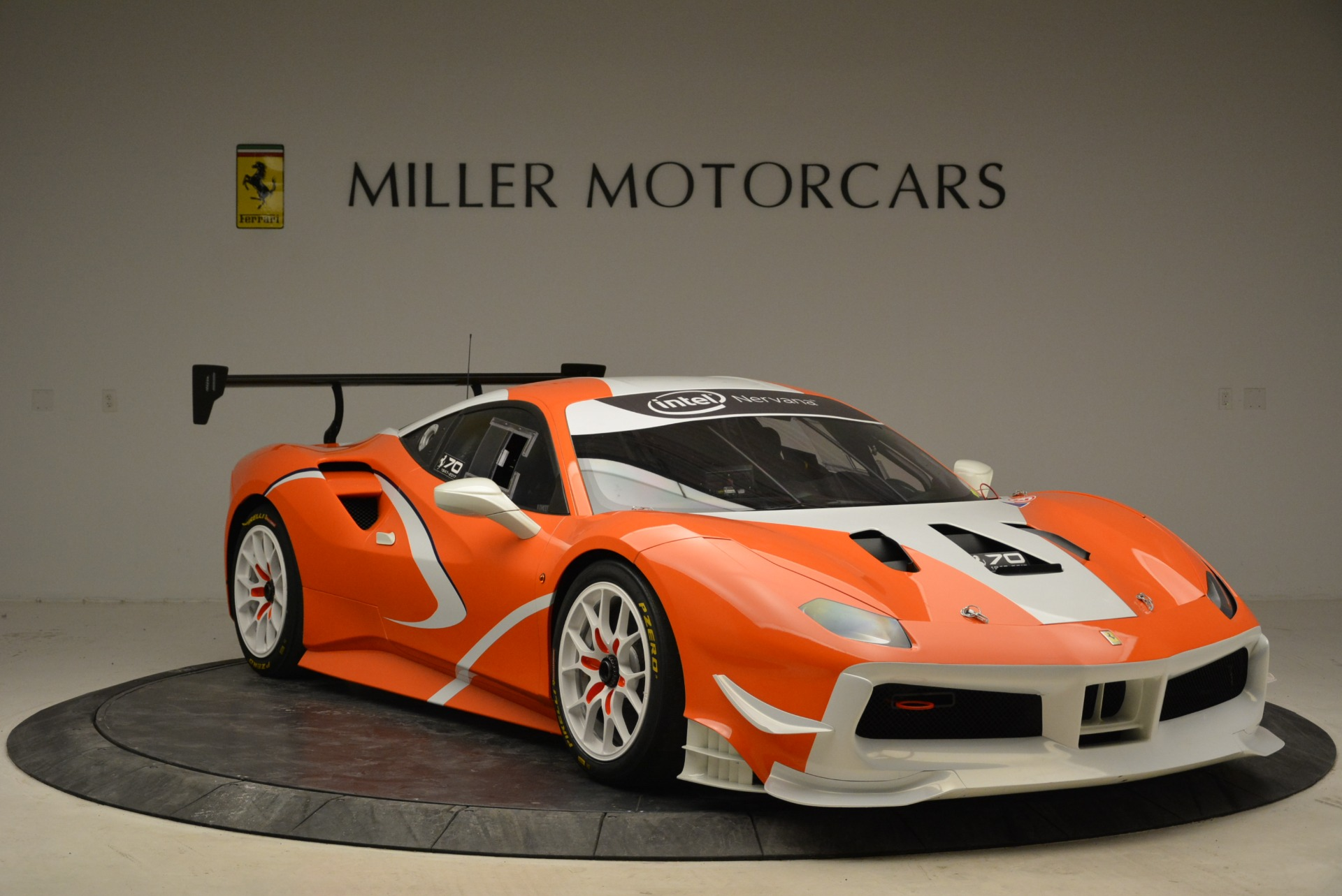 Used 2017 Ferrari 488 Challenge  For Sale 0 In Greenwich, CT