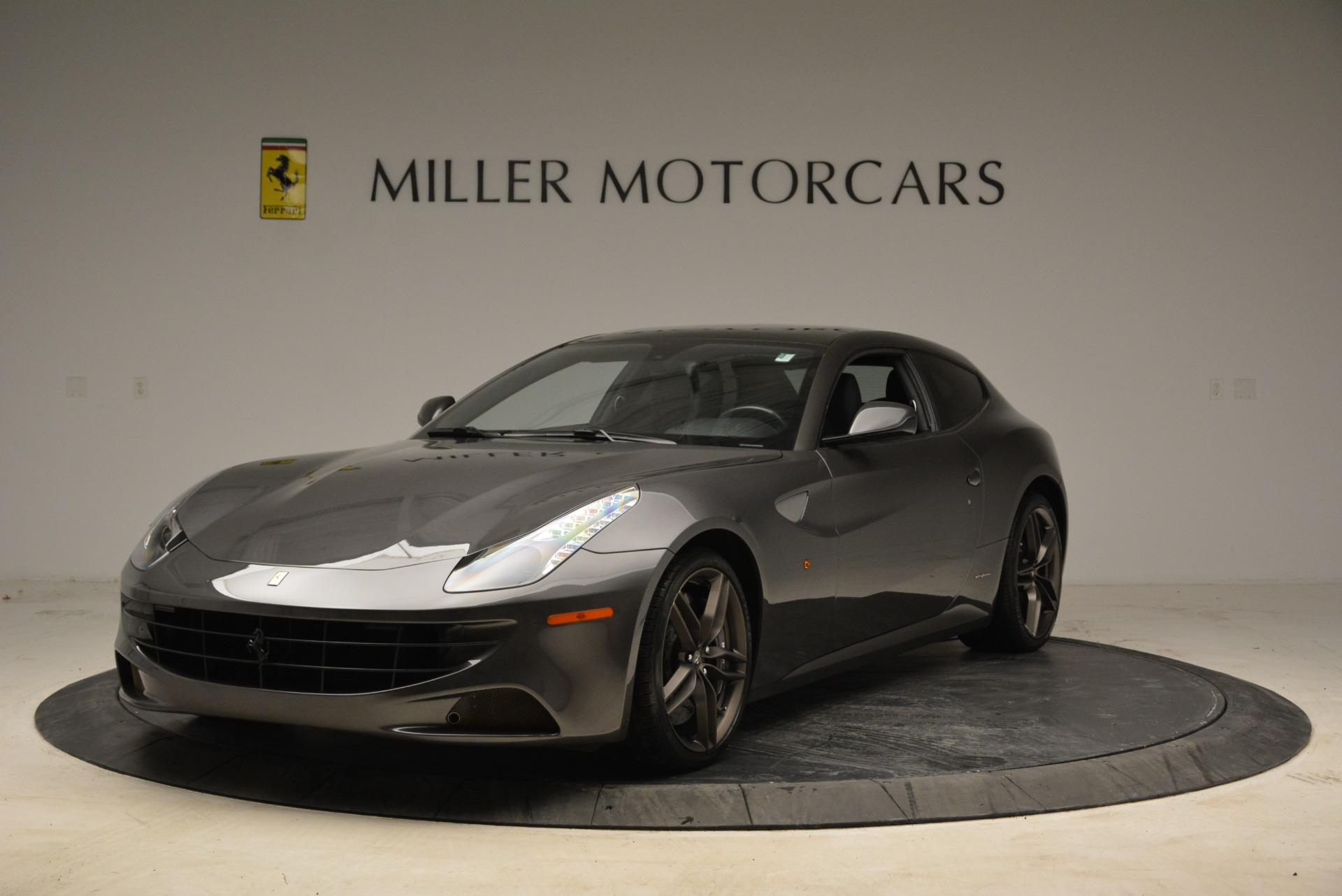 Used 2013 Ferrari FF  For Sale 0 In Greenwich, CT
