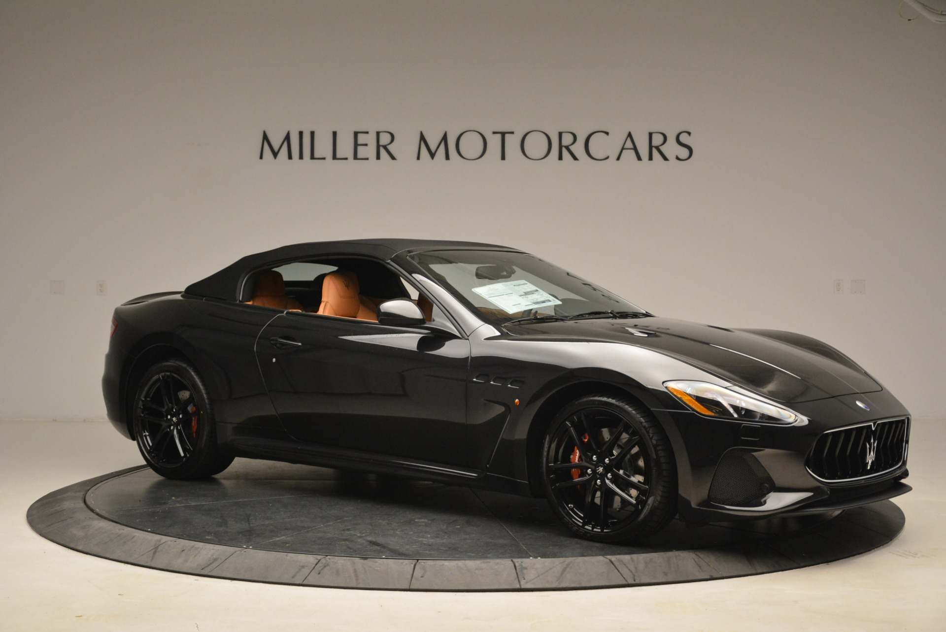 New 2018 Maserati GranTurismo MC Convertible For Sale 0 In Greenwich, CT