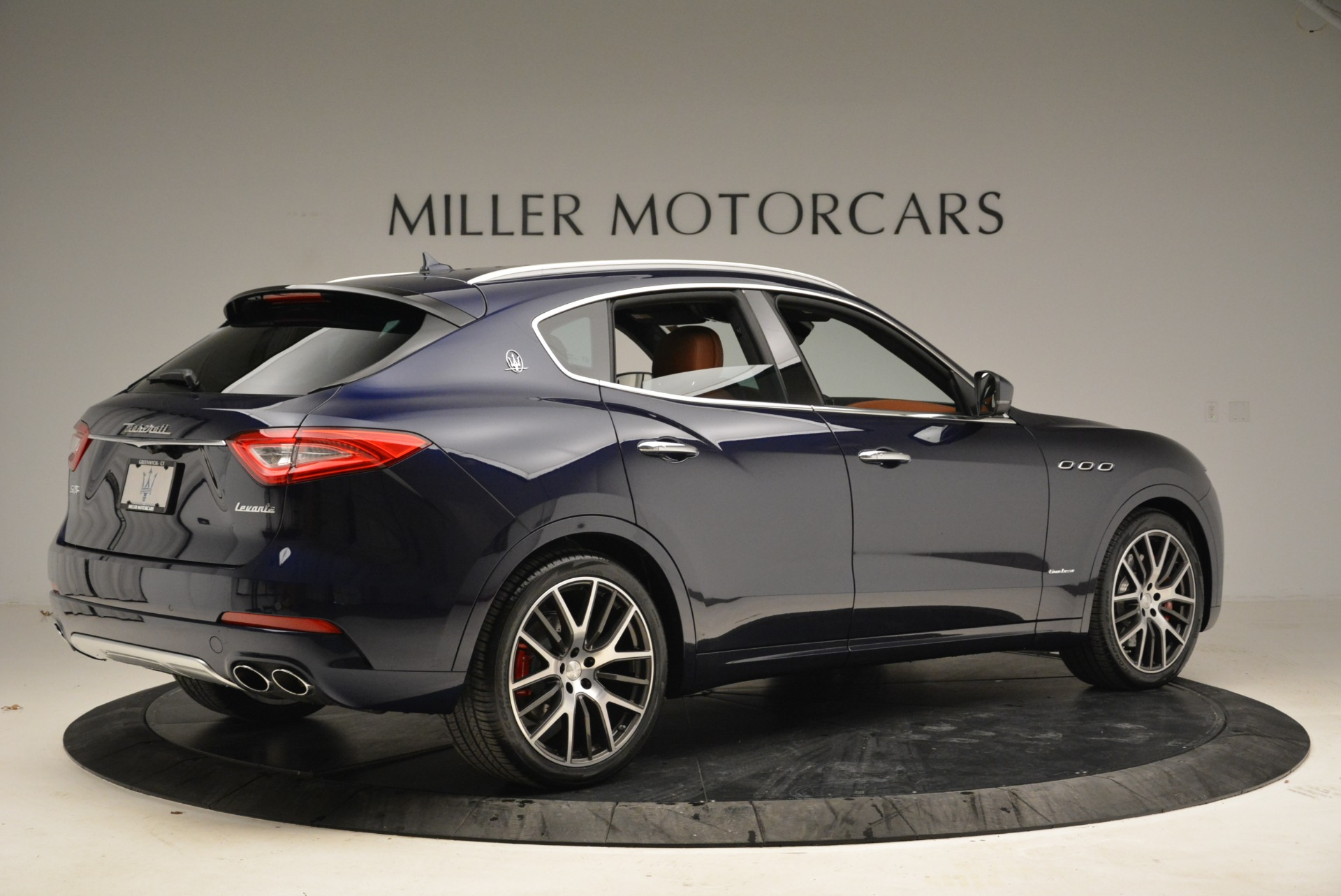 New 2018 Maserati Levante S Q4 GranLusso For Sale 0 In Greenwich, CT
