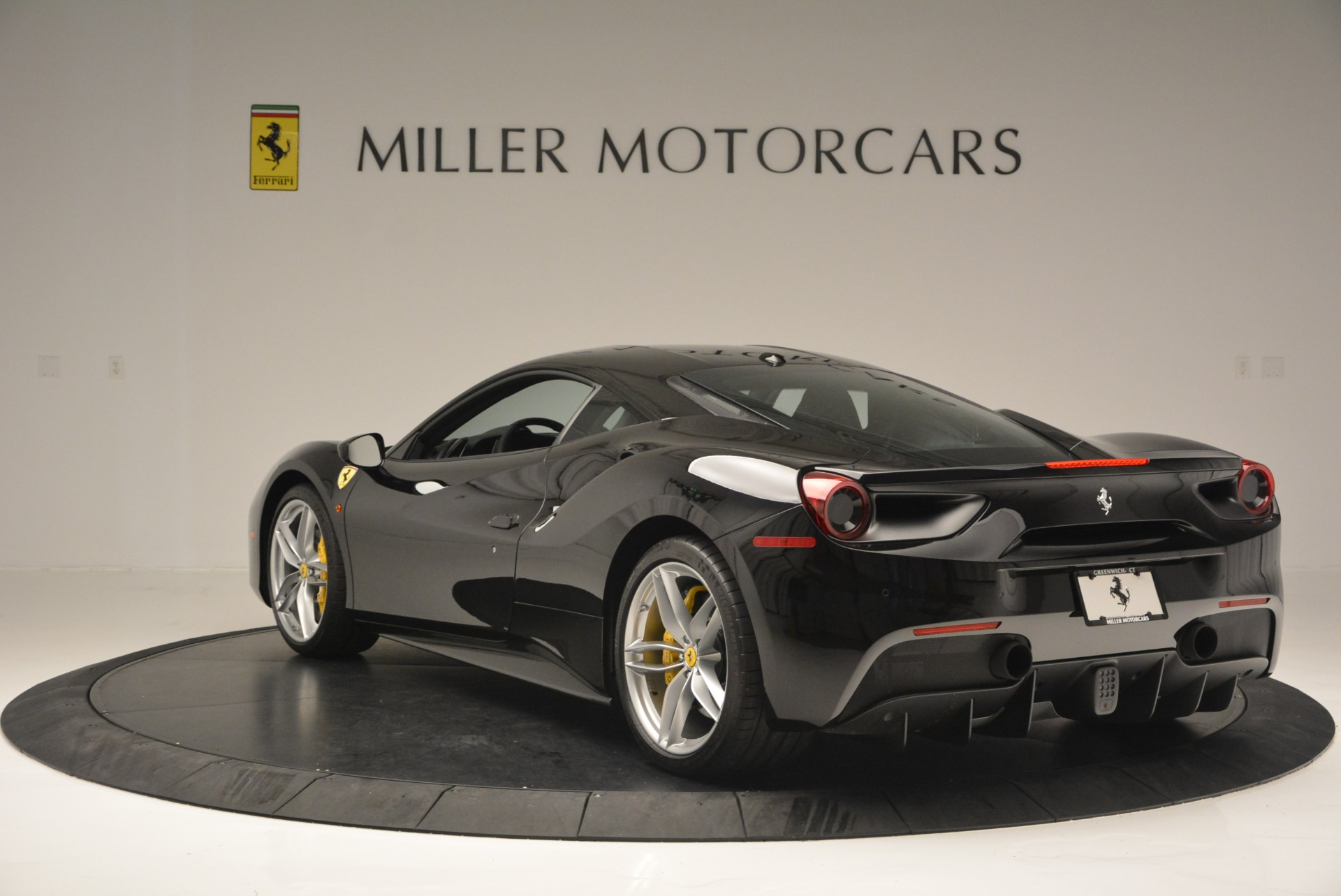 Used 2016 Ferrari 488 GTB  For Sale 239900 In Greenwich, CT