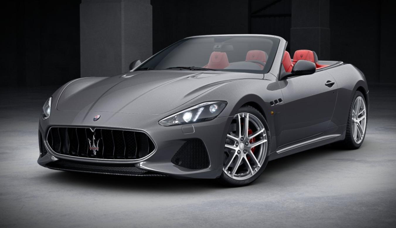 New 2018 Maserati GranTurismo MC Convertible For Sale 0 In Greenwich, CT