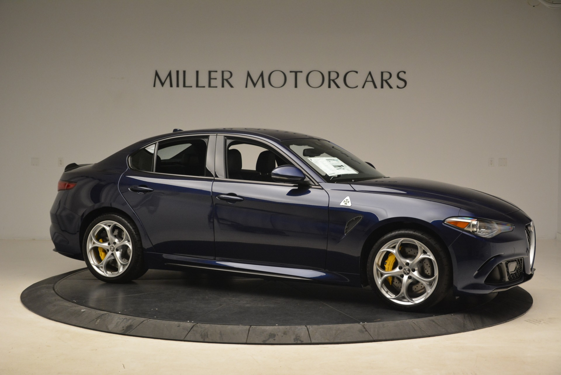 New 2018 Alfa Romeo Giulia Quadrifoglio For Sale 77995 In Greenwich, CT