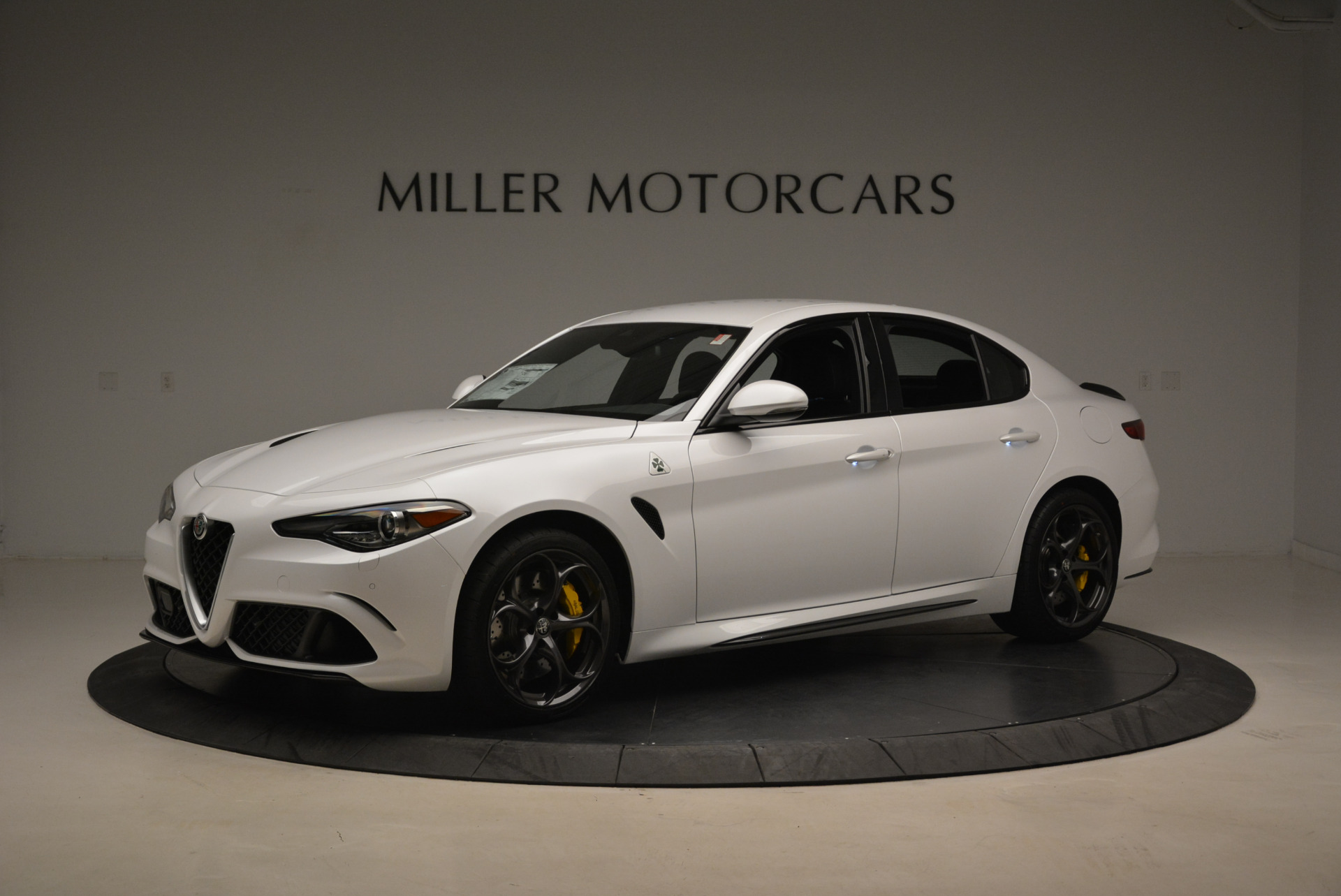 New 2018 Alfa Romeo Giulia Quadrifoglio For Sale 79595 In Greenwich, CT