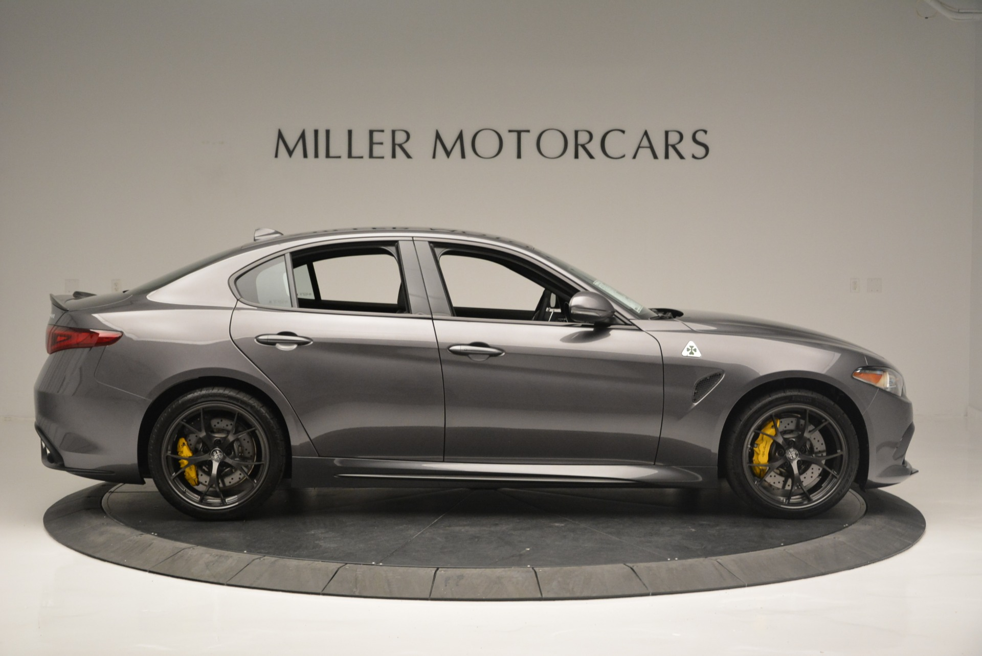 New 2018 Alfa Romeo Giulia Quadrifoglio For Sale 0 In Greenwich, CT