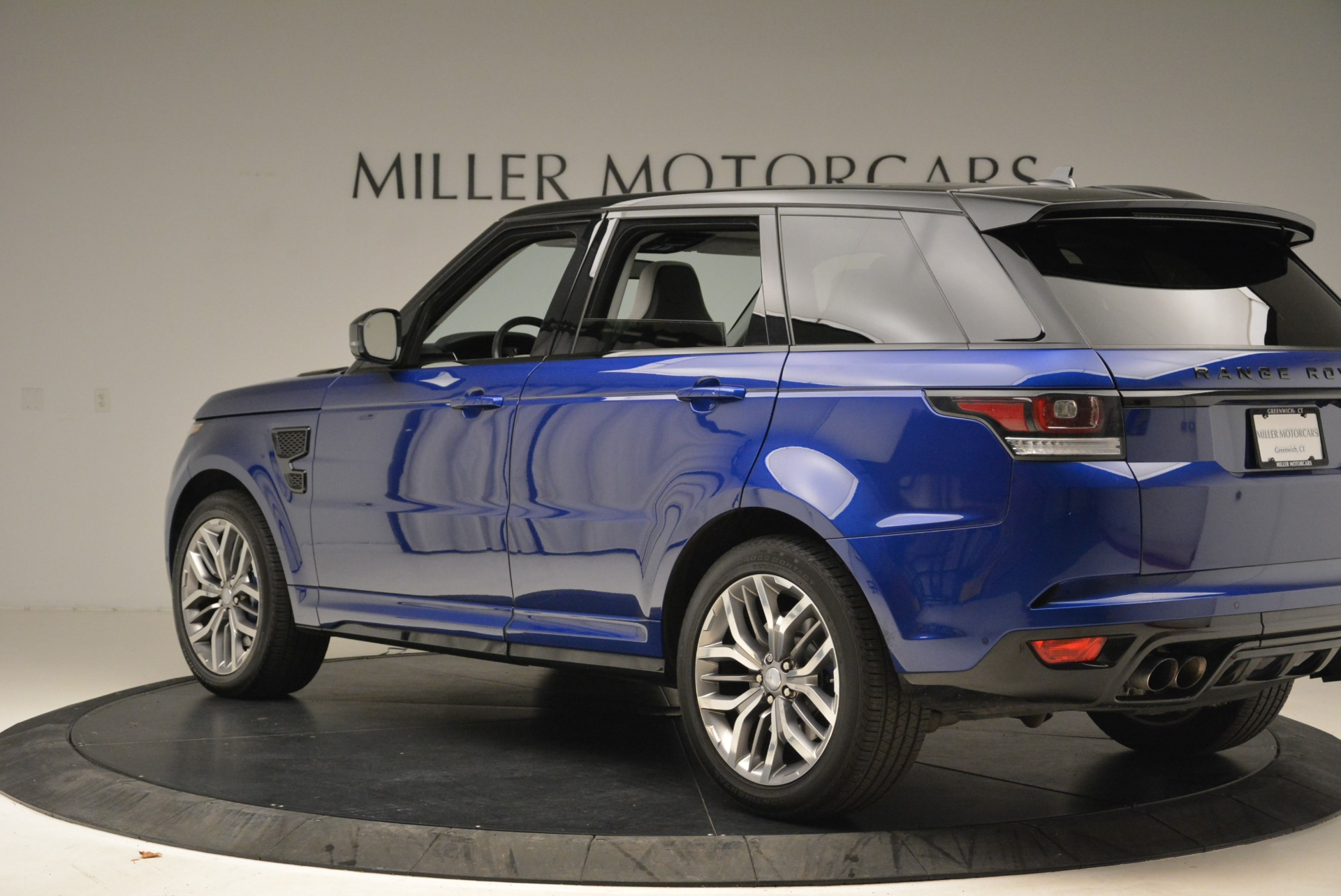 Used 2015 Land Rover Range Rover Sport SVR For Sale 0 In Greenwich, CT