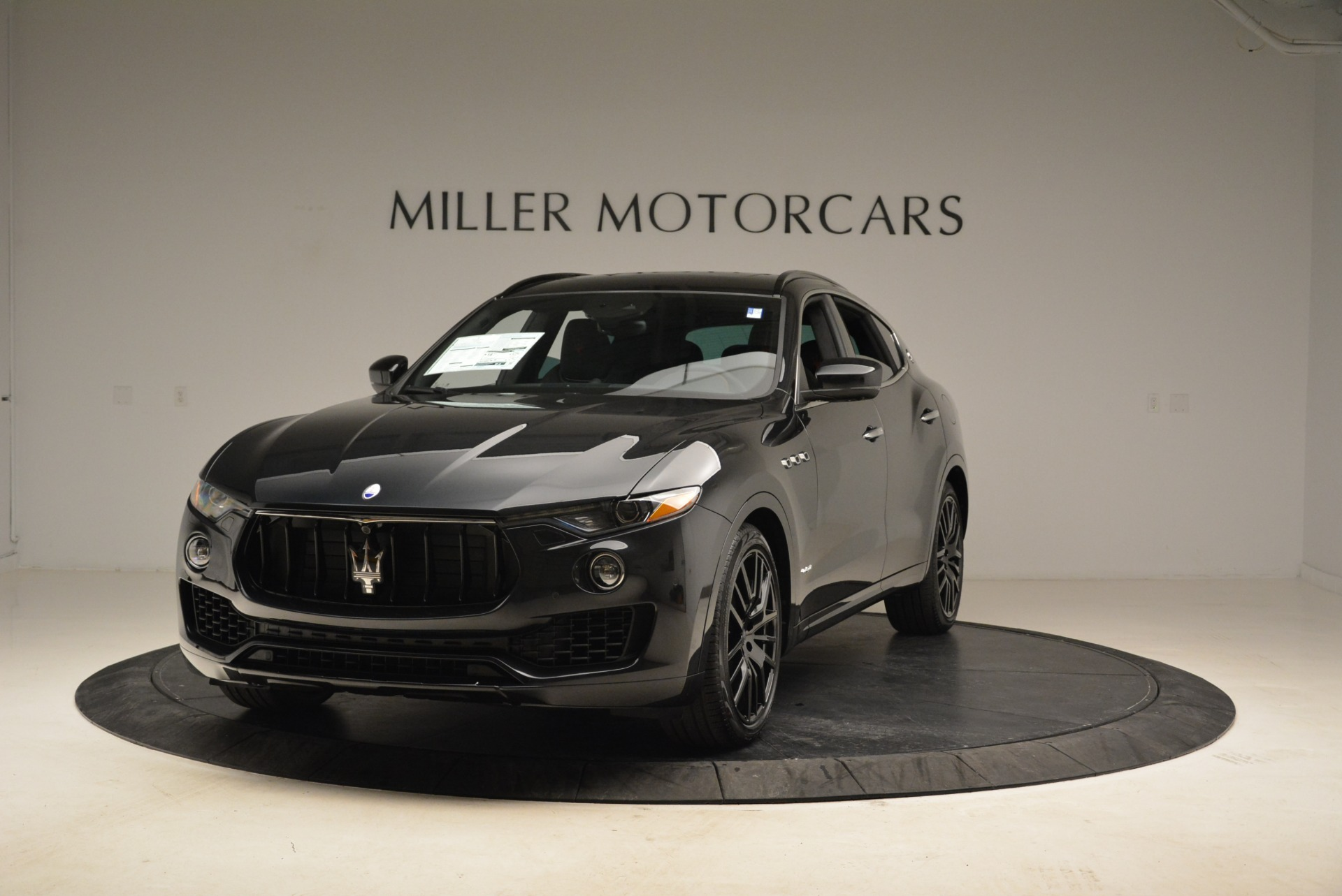 New 2018 Maserati Levante Q4 GranSport For Sale 0 In Greenwich, CT