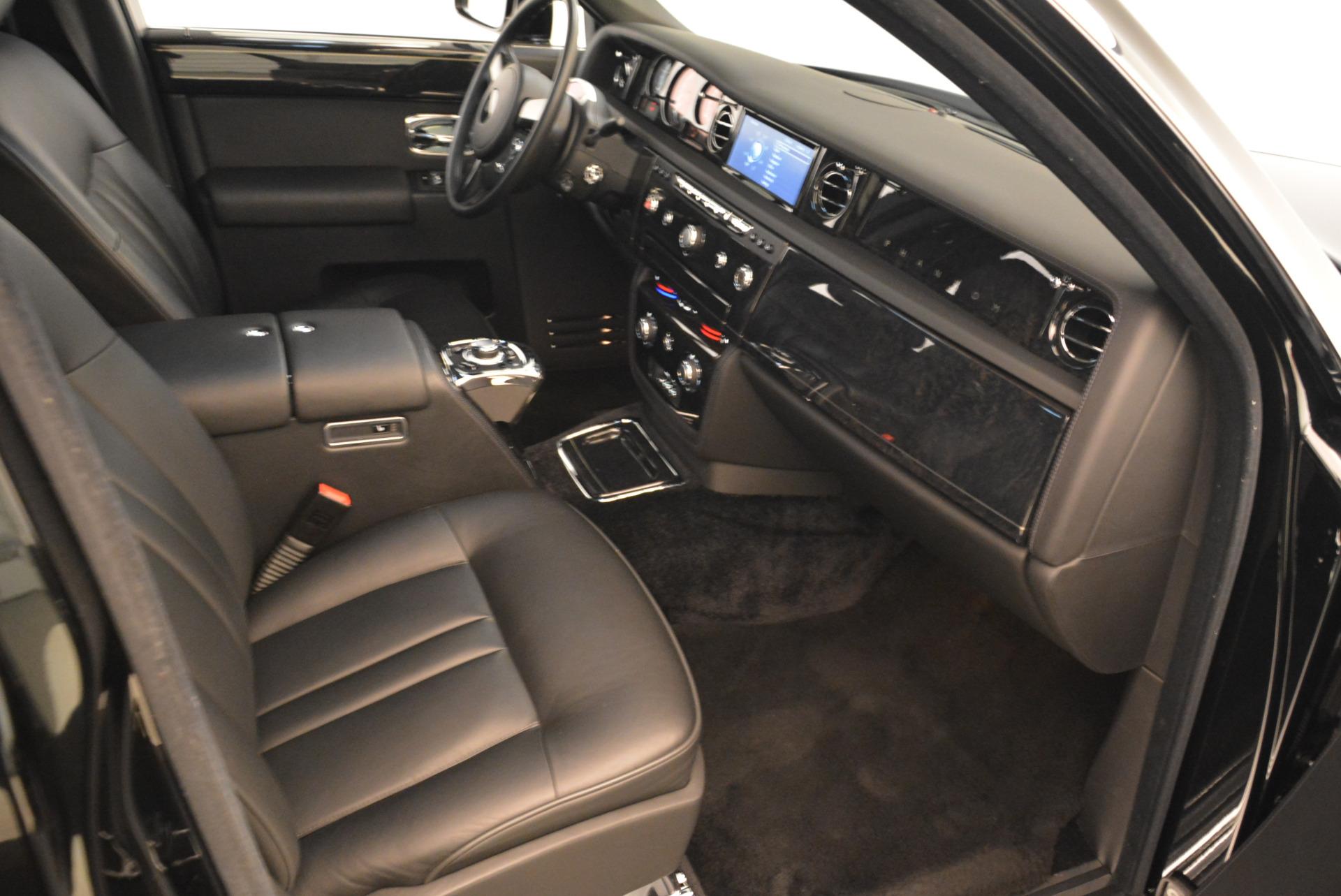 Used 2014 Rolls-Royce Phantom EWB For Sale 0 In Greenwich, CT