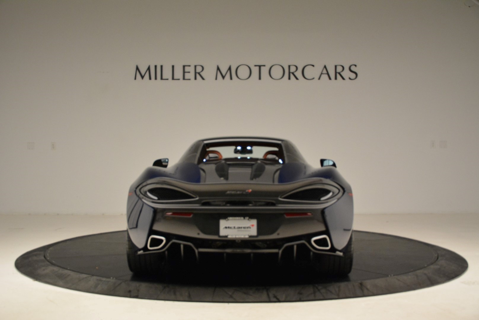 New 2018 McLaren 570S Spider For Sale 0 In Greenwich, CT
