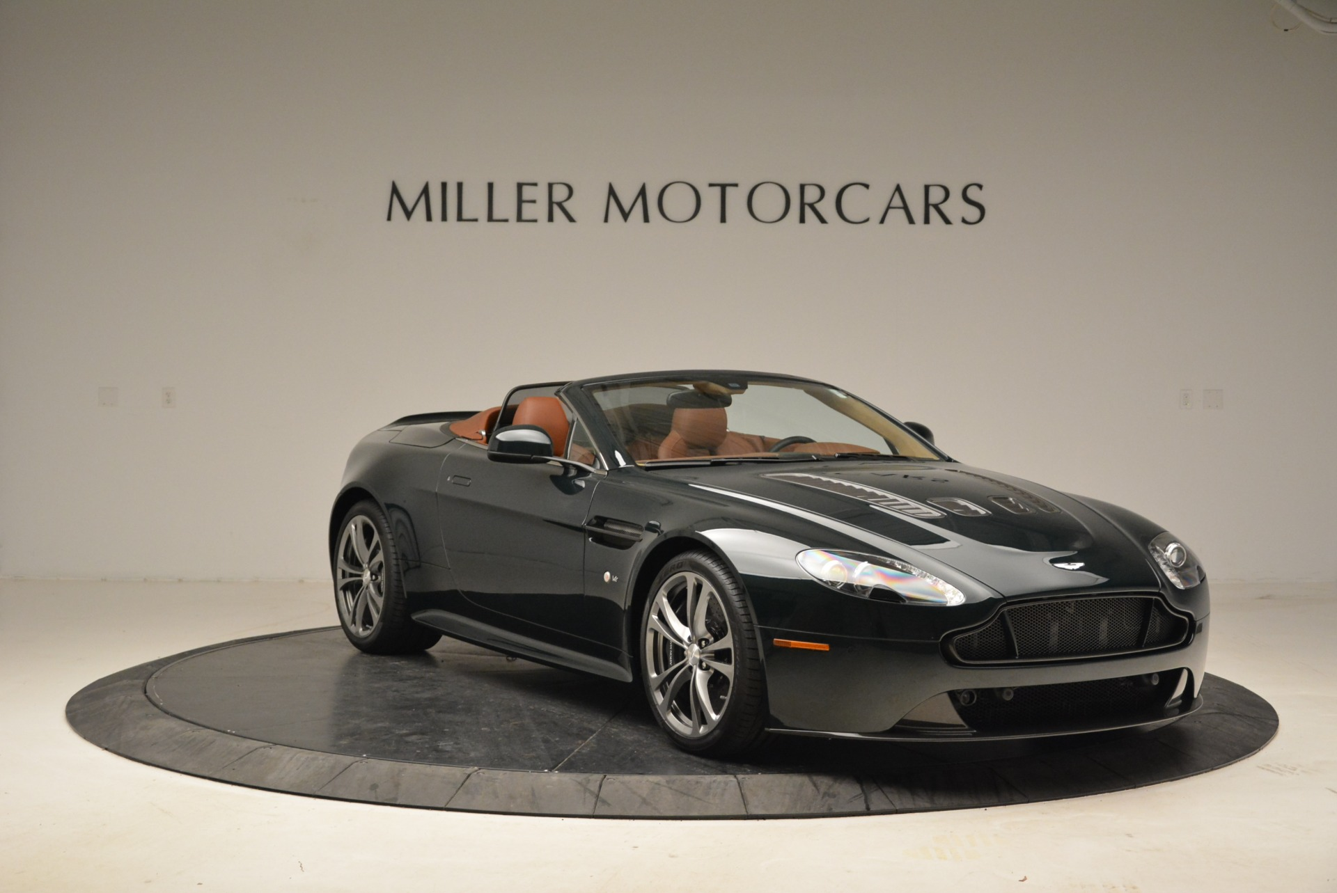 Used 2017 Aston Martin V12 Vantage S Roadster For Sale 0 In Greenwich, CT