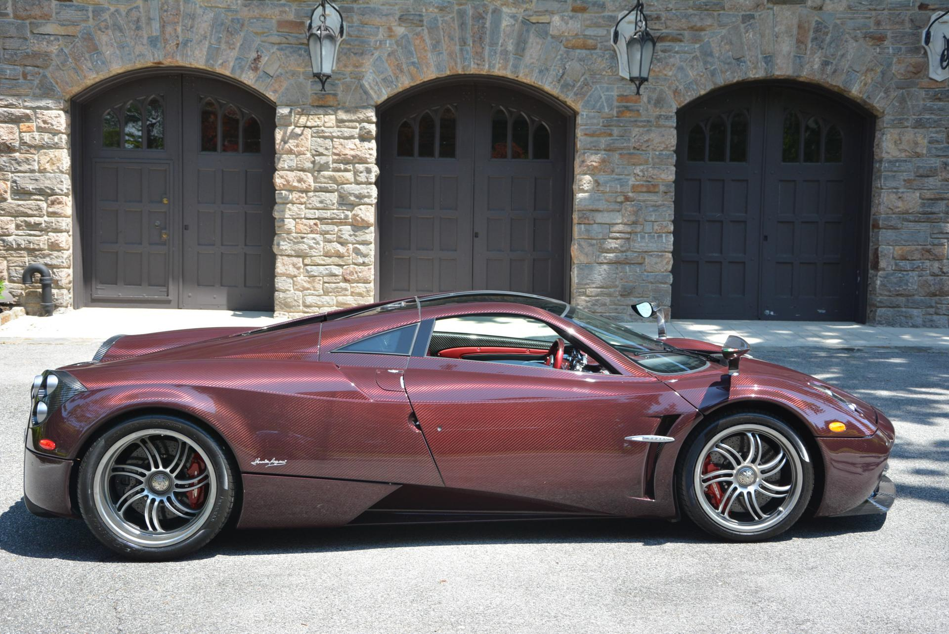 Used 2014 Pagani Huayra  For Sale 0 In Greenwich, CT
