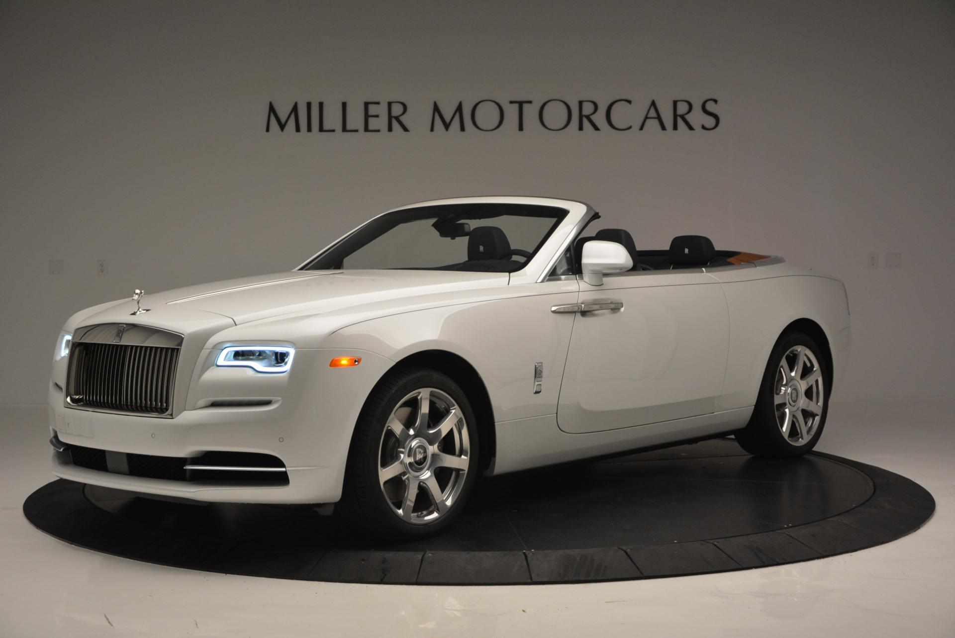 New 2016 Rolls-Royce Dawn  For Sale 0 In Greenwich, CT