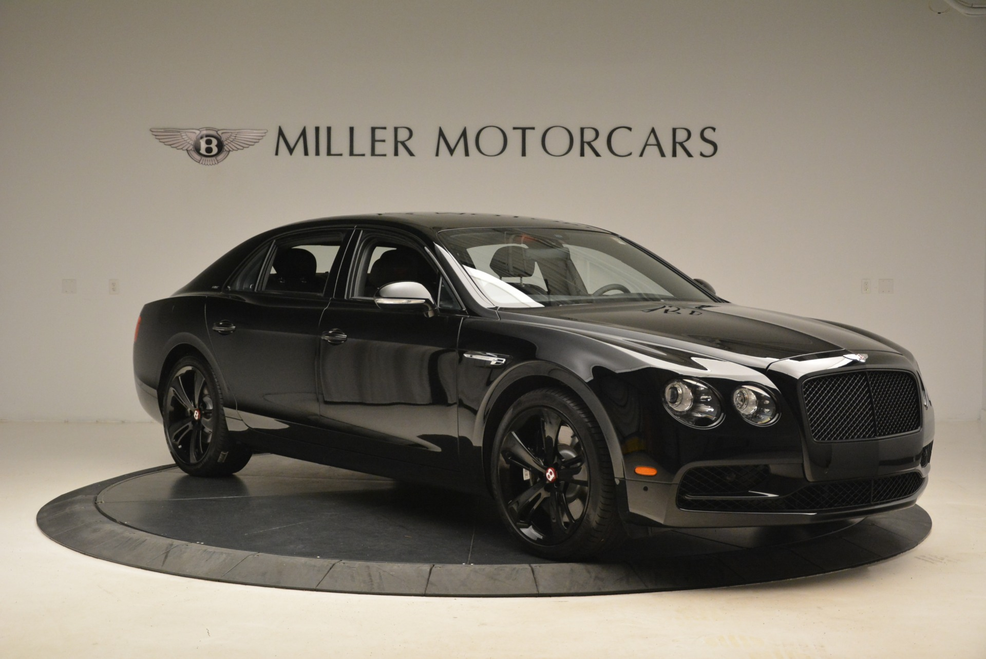 New 2018 Bentley Flying Spur V8 S Black Edition For Sale 0 In Greenwich, CT