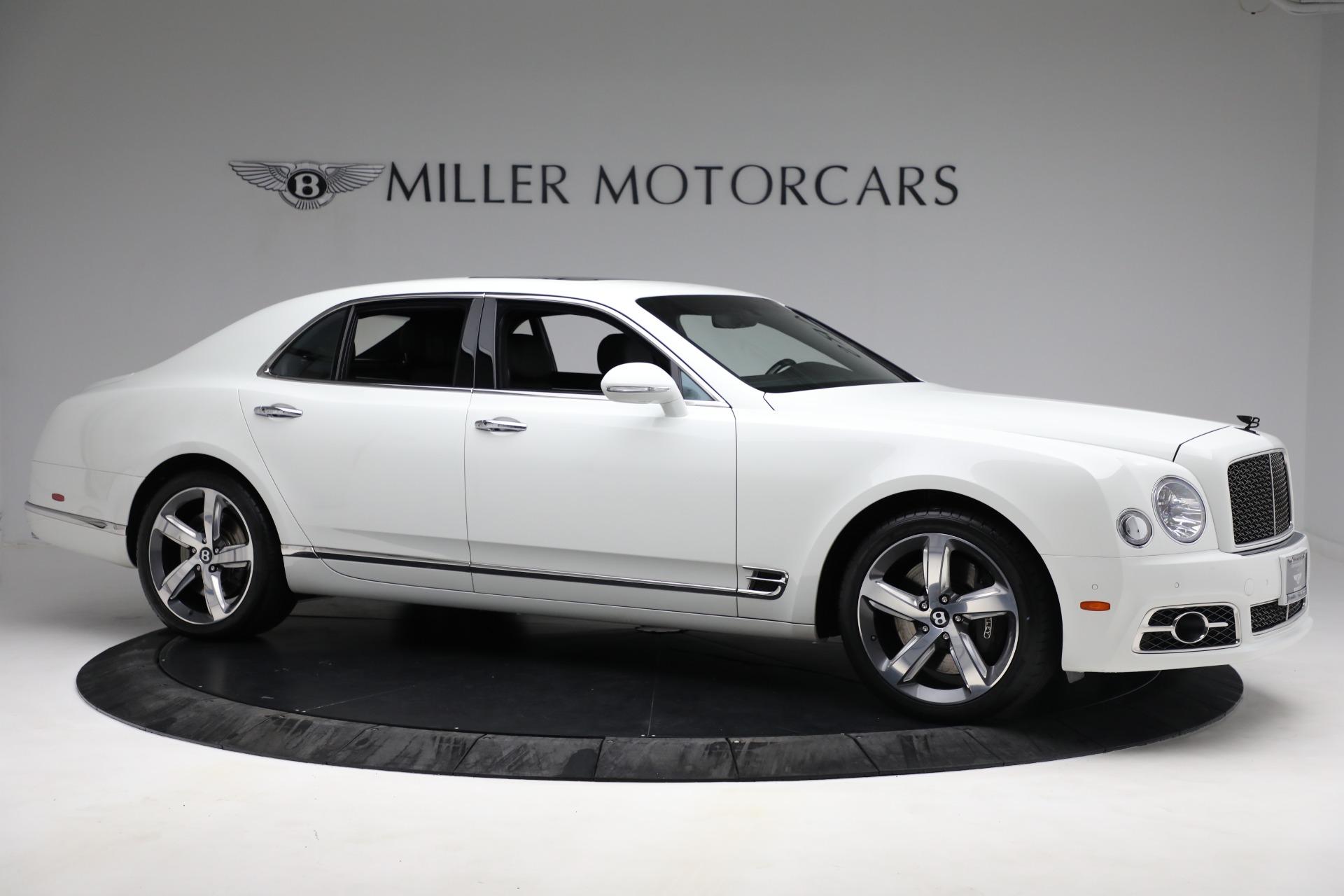 New 2018 Bentley Mulsanne Speed For Sale 383595 In Greenwich, CT