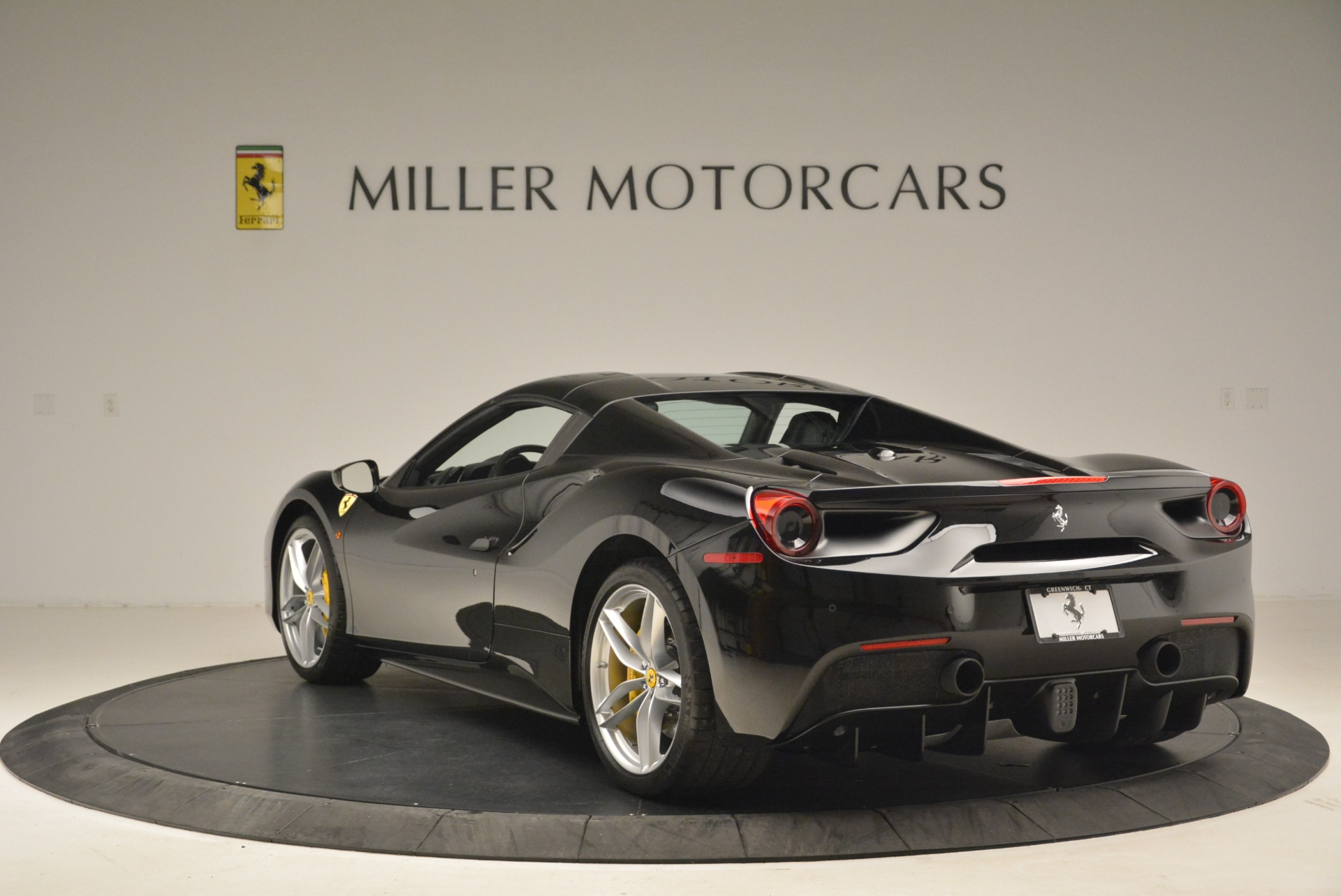 Used 2016 Ferrari 488 Spider  For Sale 0 In Greenwich, CT