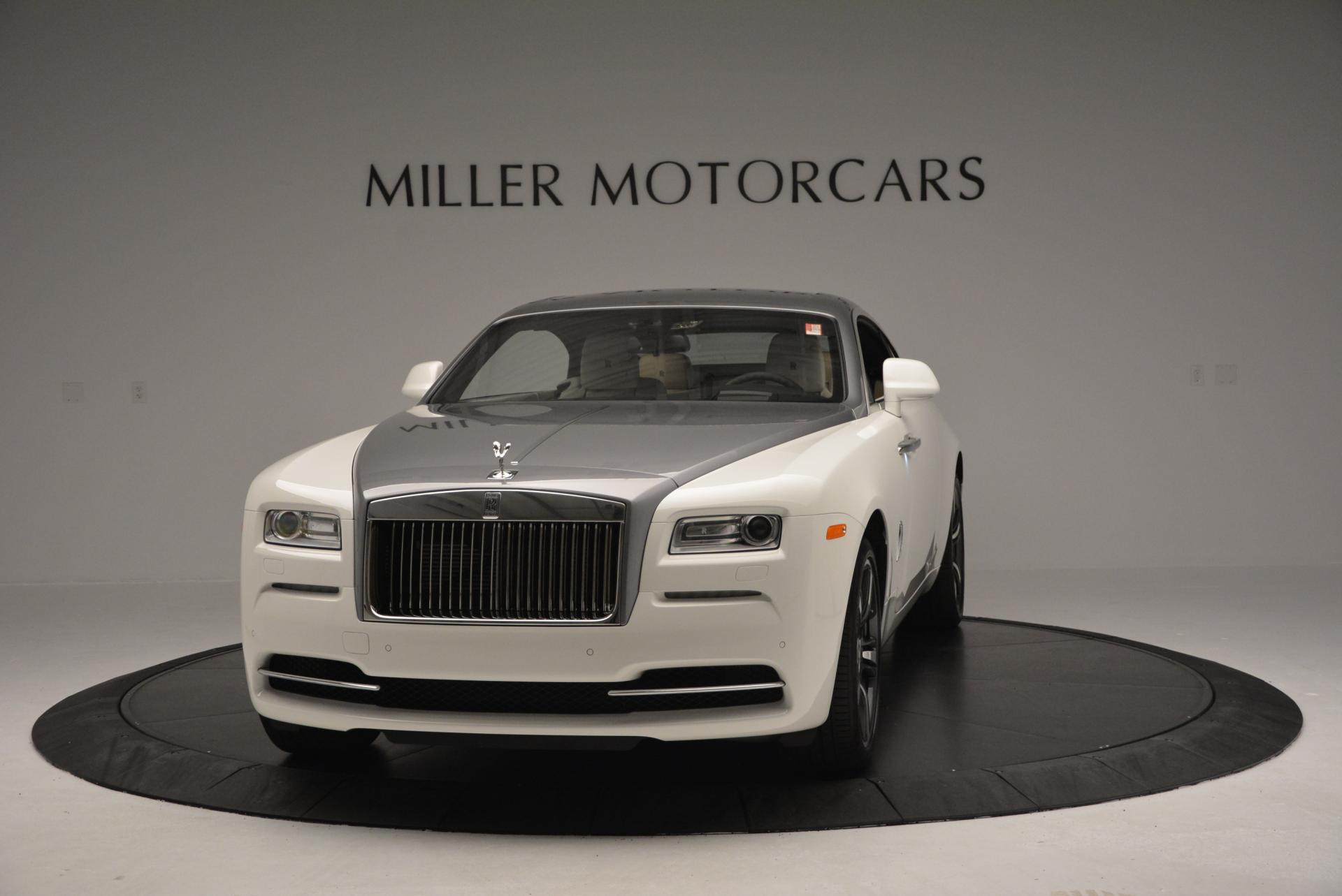 Used 2016 Rolls-Royce Wraith  For Sale 0 In Greenwich, CT