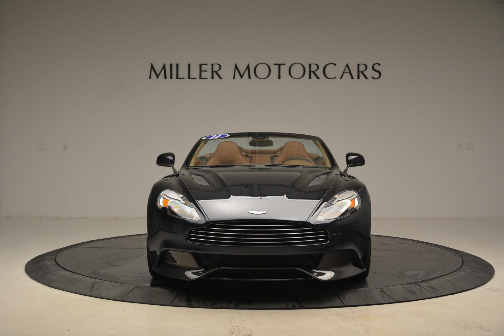 Used 2014 Aston Martin Vanquish Volante For Sale 0 In Greenwich, CT