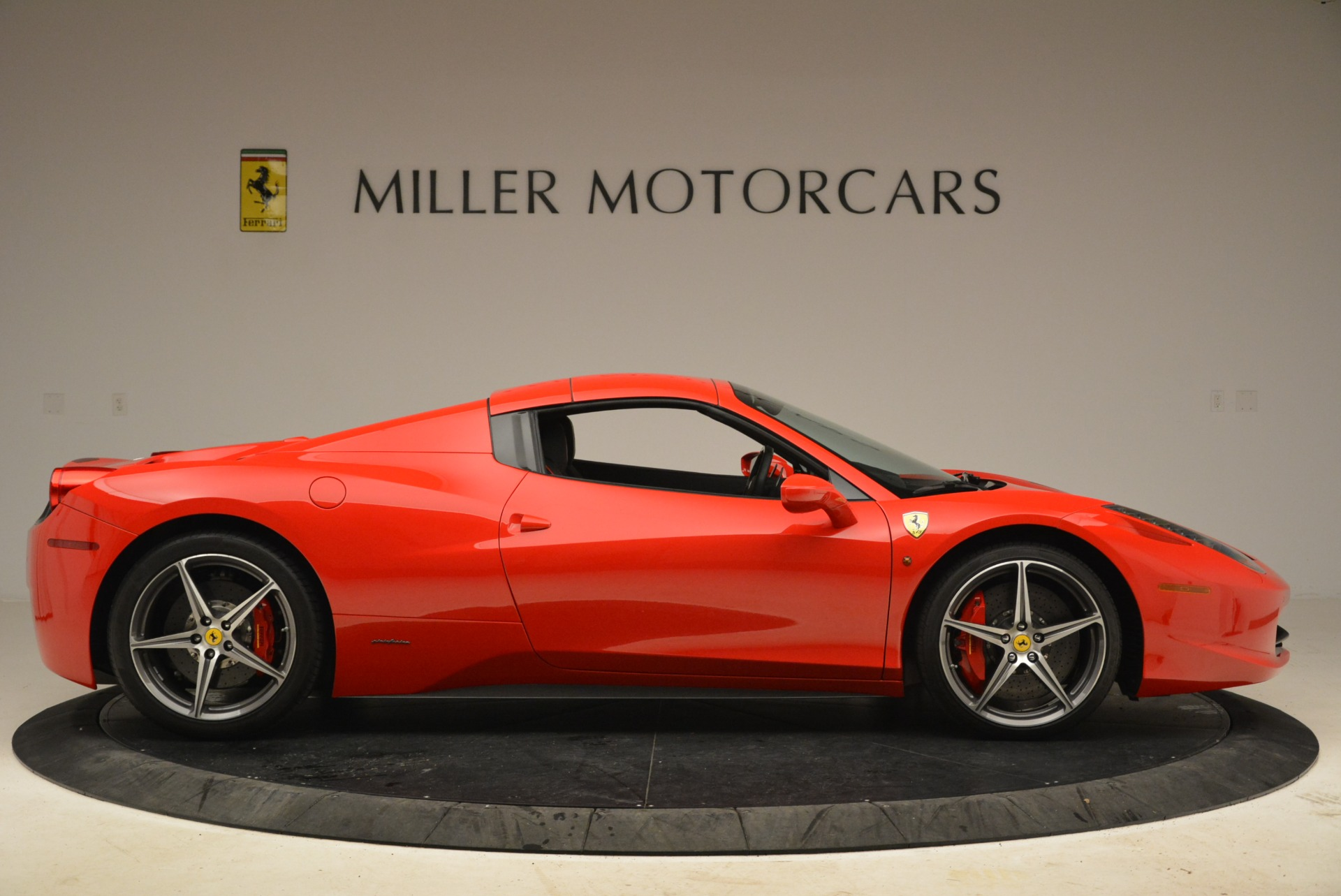 Used 2014 Ferrari 458 Spider  For Sale 229900 In Greenwich, CT