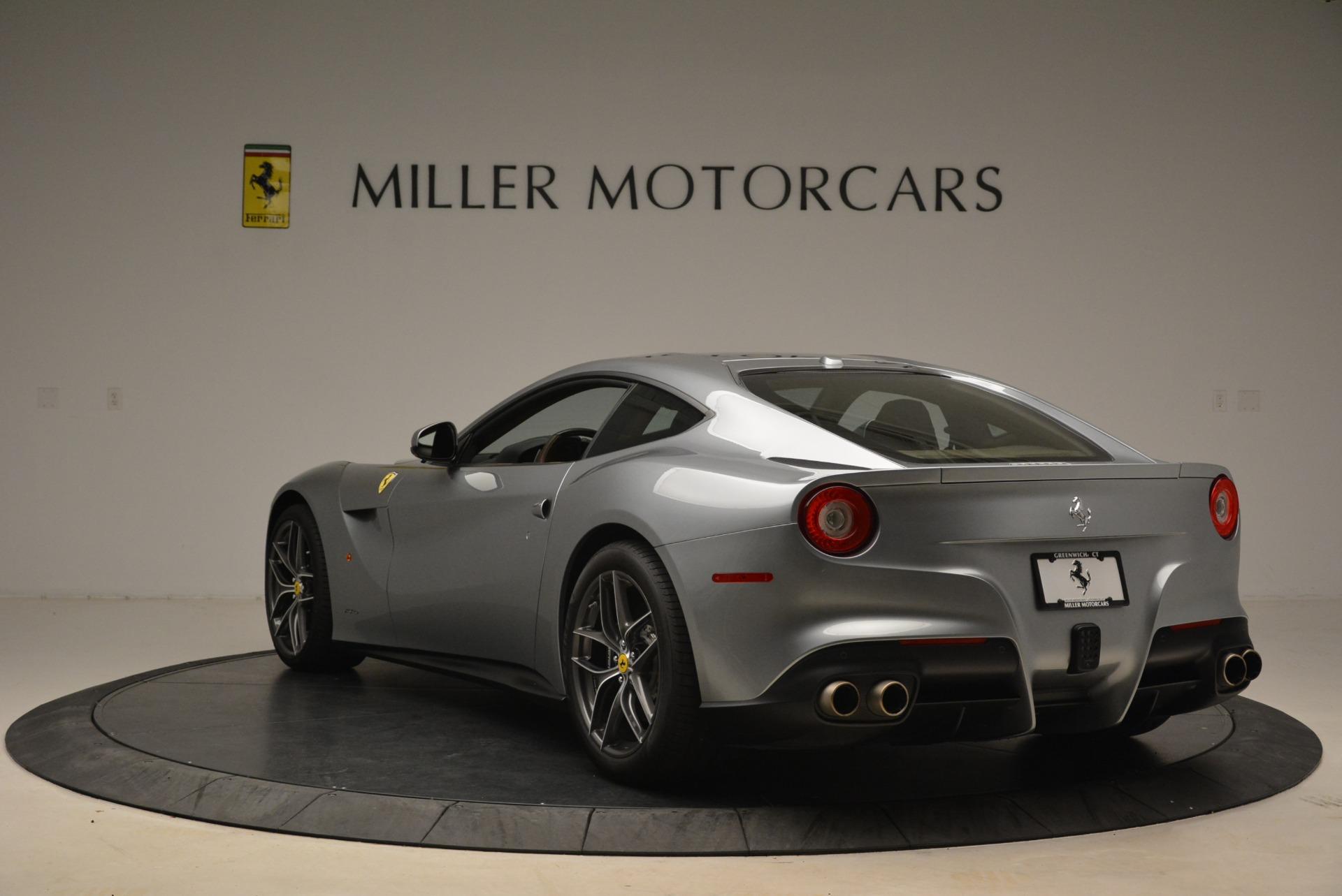 Used 2017 Ferrari F12 Berlinetta  For Sale 289900 In Greenwich, CT