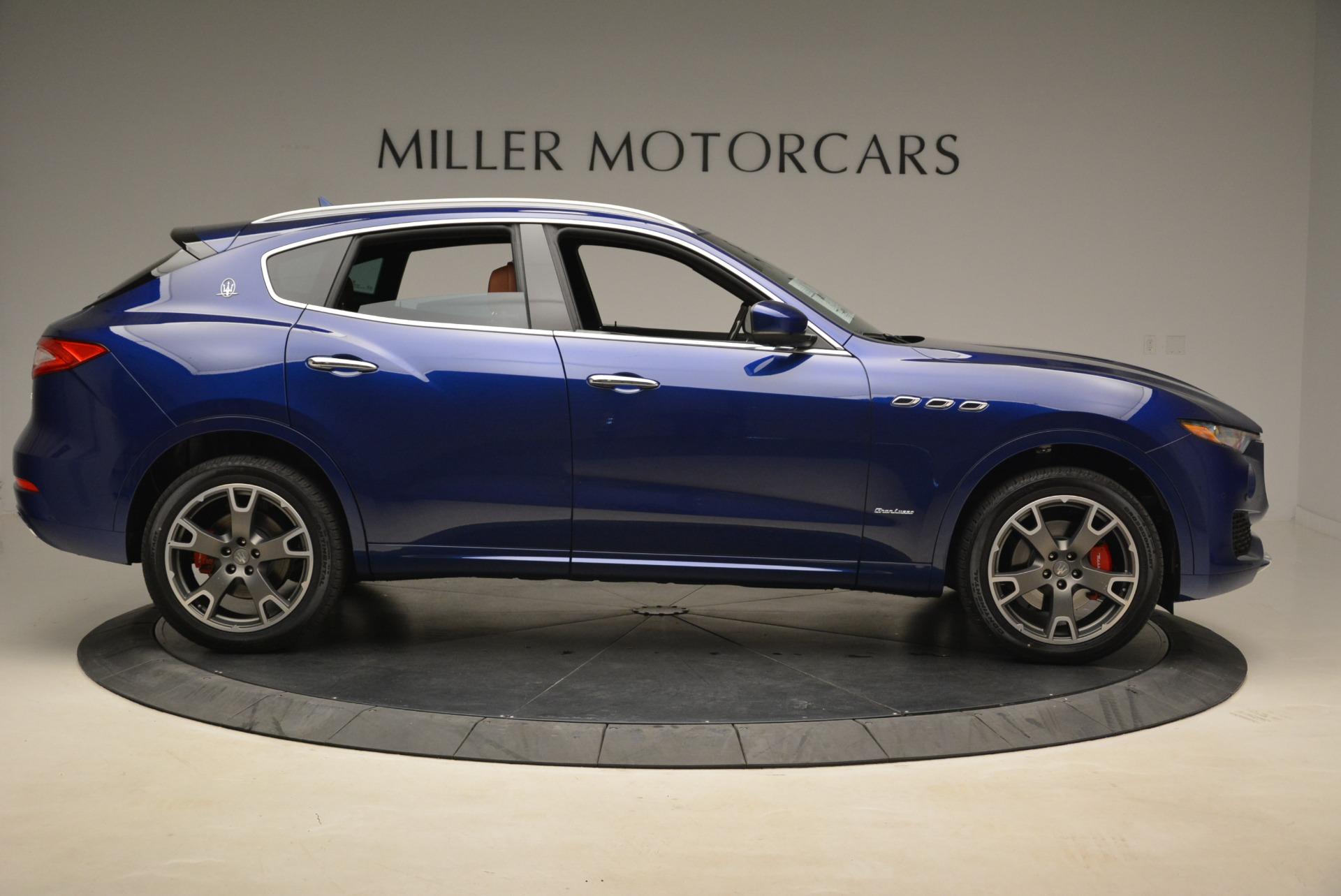 New 2018 Maserati Levante Q4 GranLusso For Sale 0 In Greenwich, CT