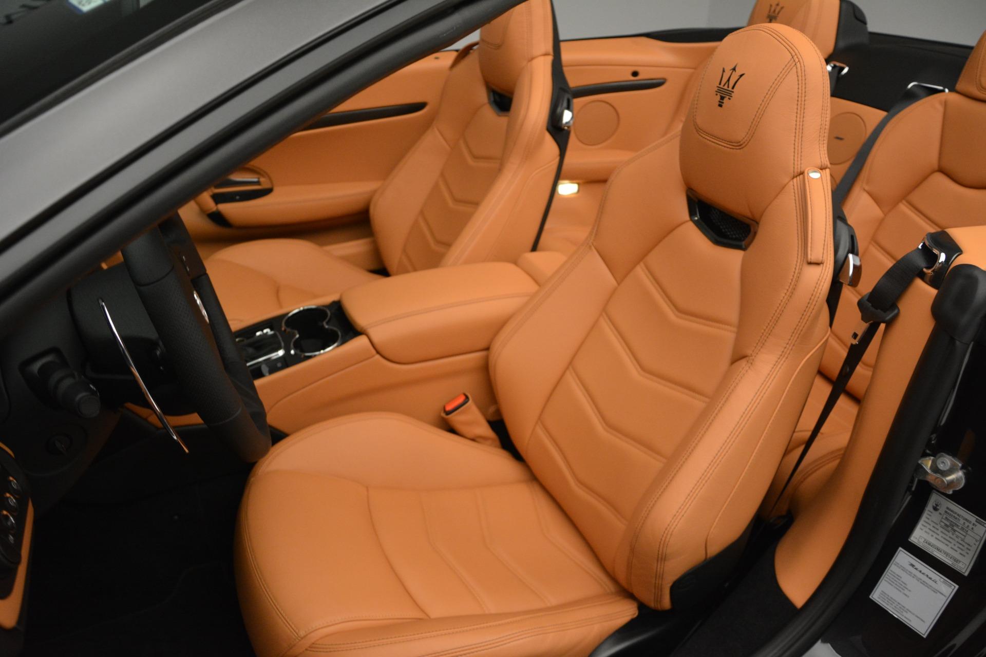 Used 2015 Maserati GranTurismo Sport Convertible For Sale 0 In Greenwich, CT