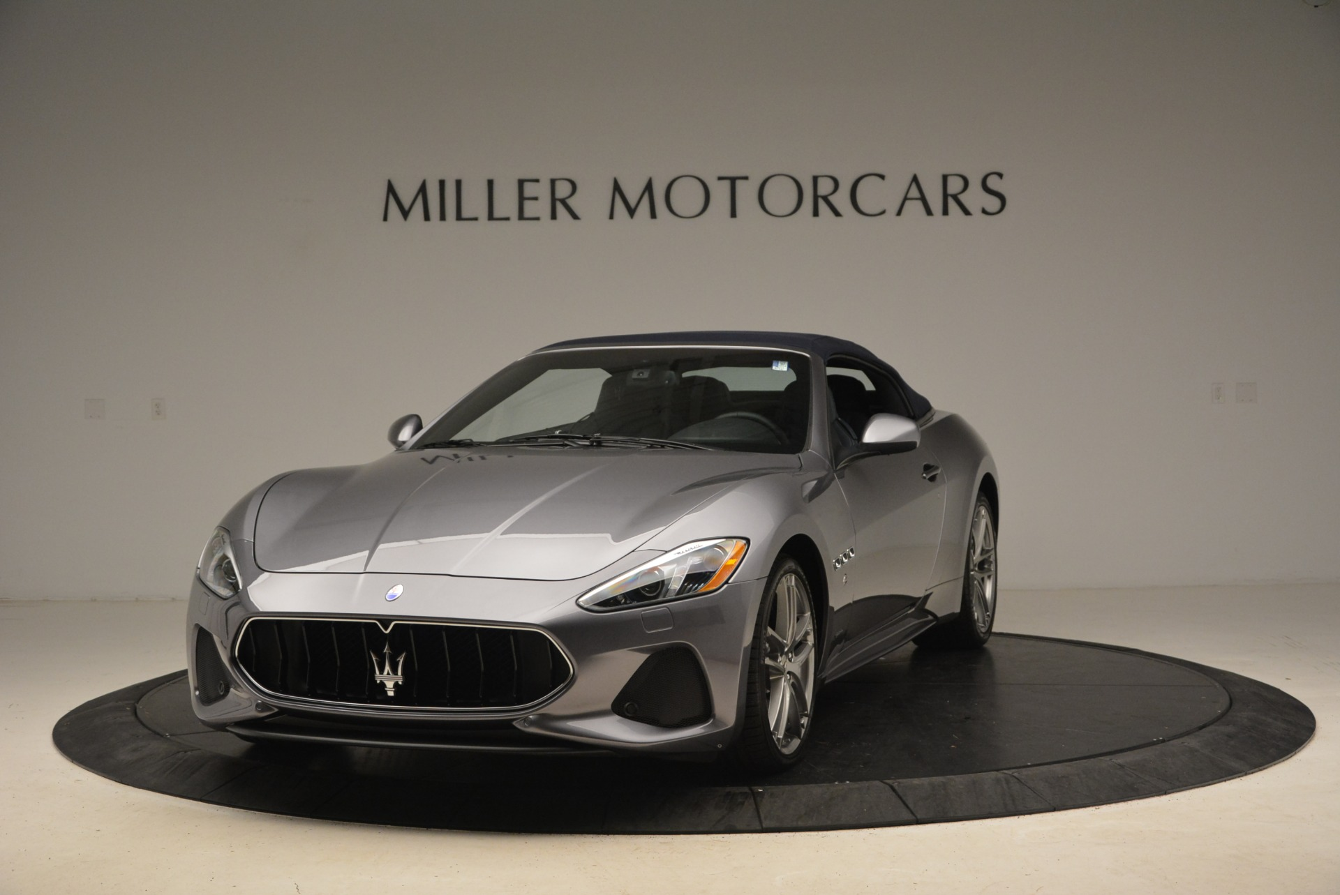 New 2018 Maserati GranTurismo Sport Convertible For Sale 0 In Greenwich, CT