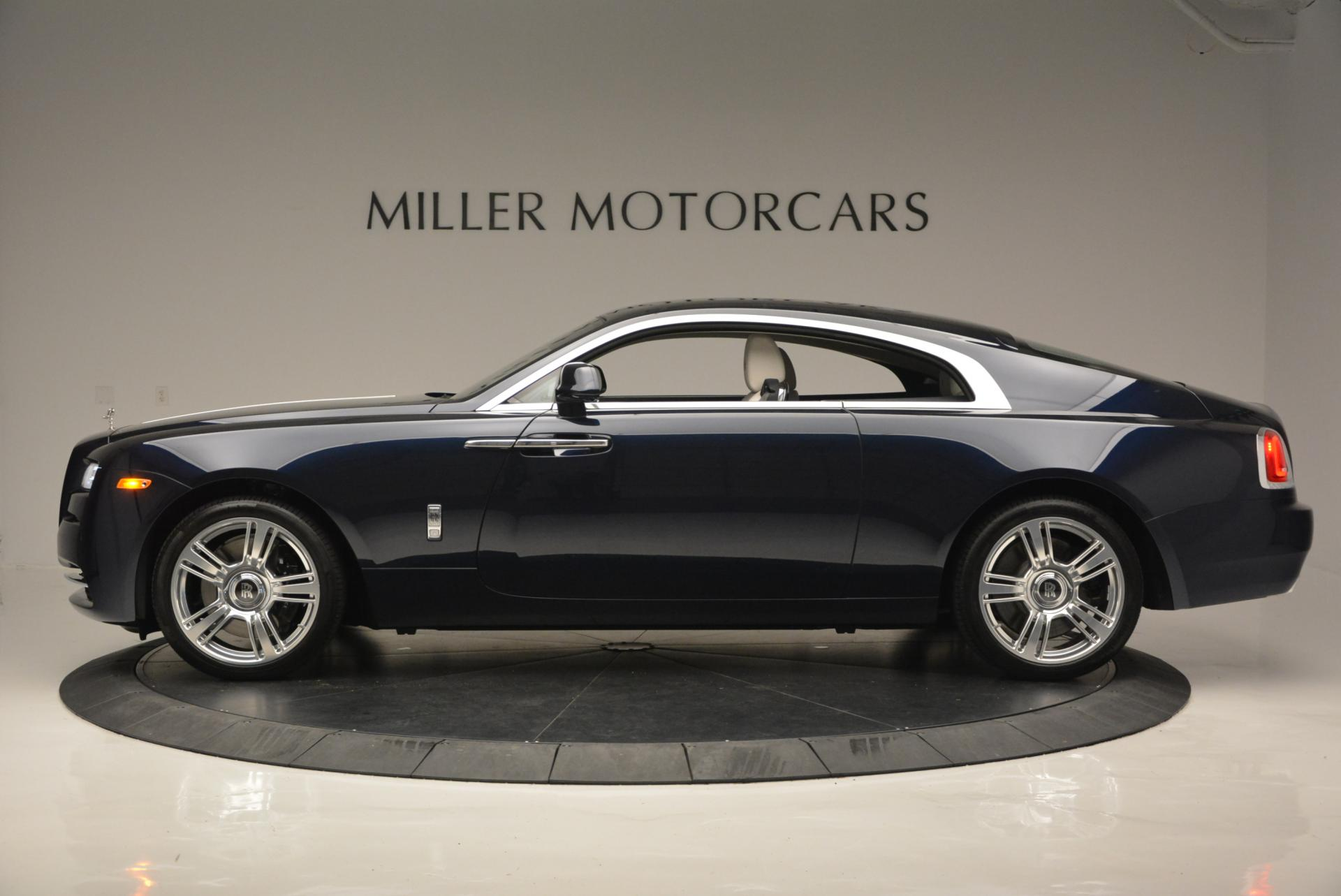 New 2016 Rolls-Royce Wraith  For Sale 0 In Greenwich, CT
