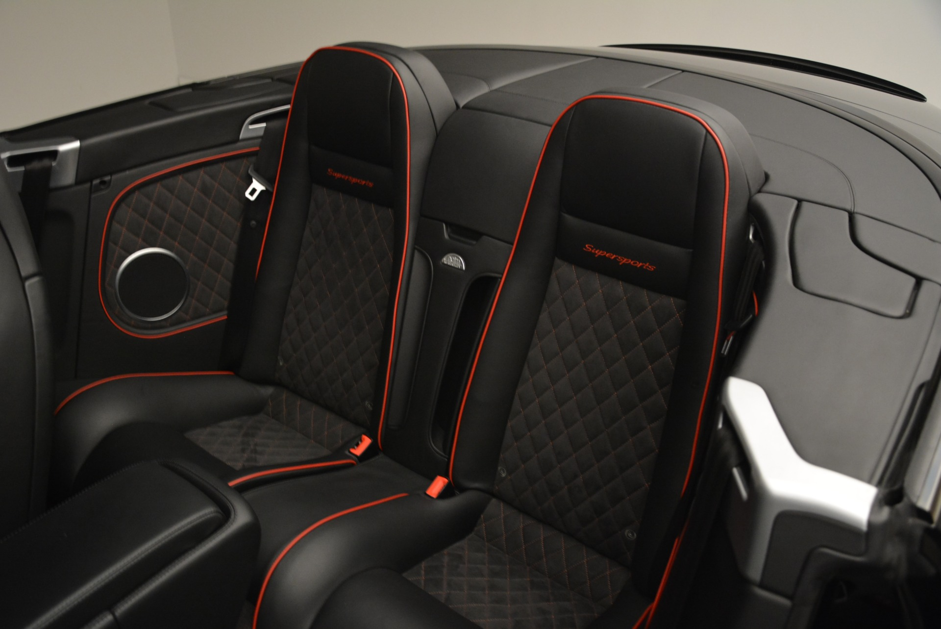 Used 2013 Bentley Continental GT Supersports Convertible ISR For Sale 0 In Greenwich, CT
