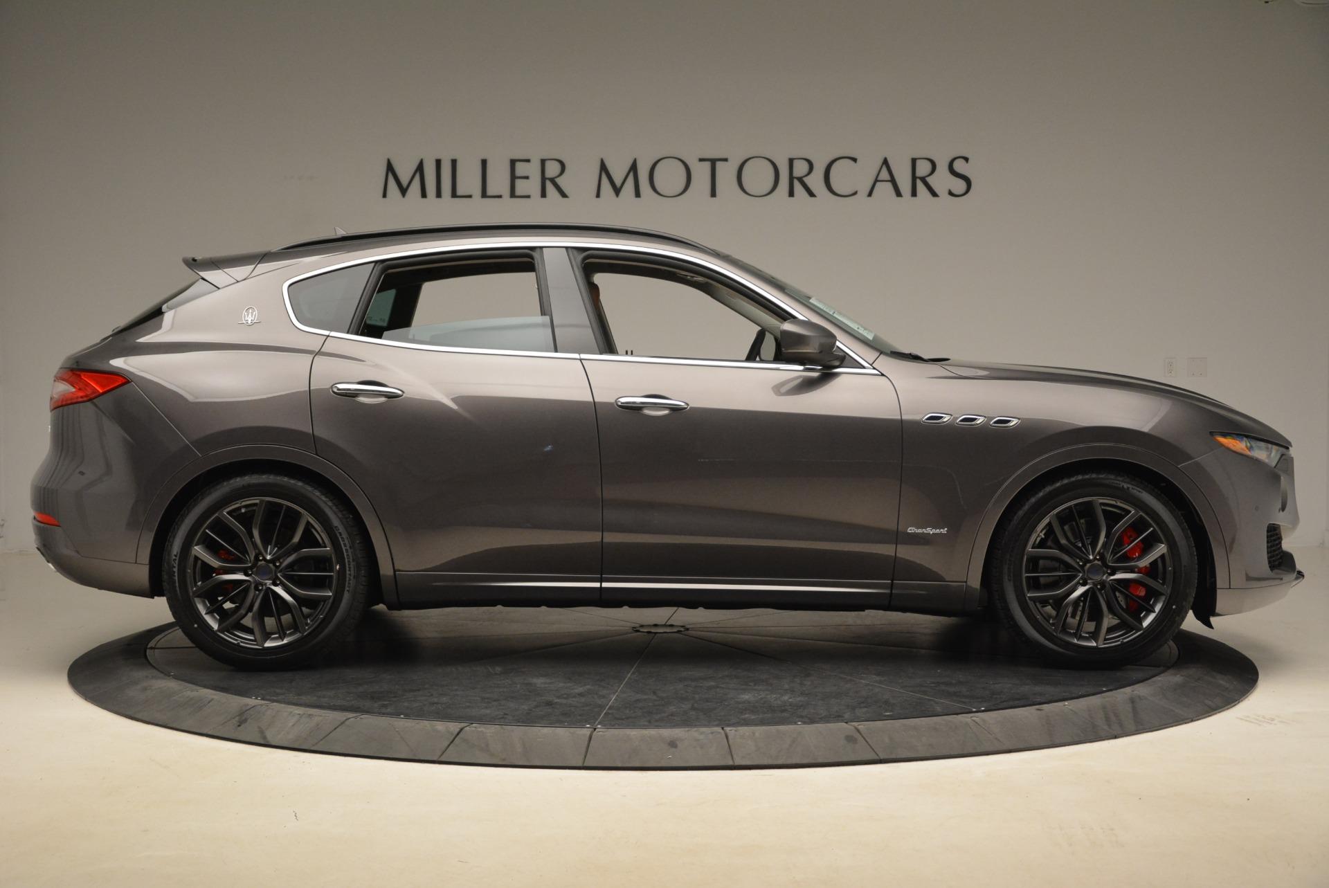 New 2018 Maserati Levante S Q4 GranSport For Sale 0 In Greenwich, CT