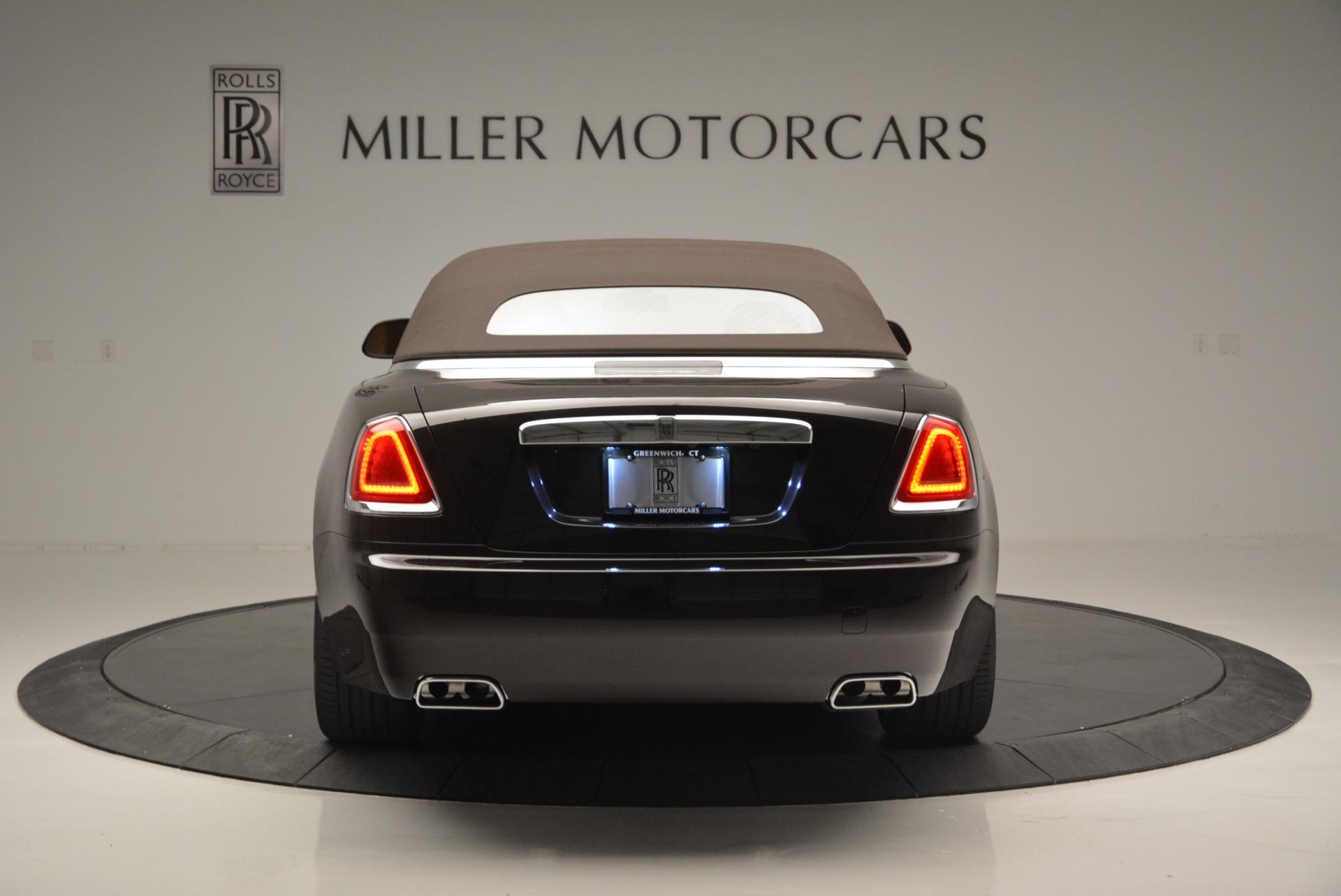Used 2018 Rolls-Royce Dawn  For Sale 0 In Greenwich, CT