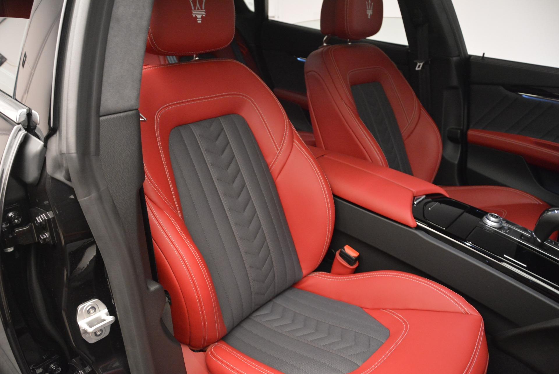 New 2018 Maserati Quattroporte S Q4 GranLusso For Sale 0 In Greenwich, CT