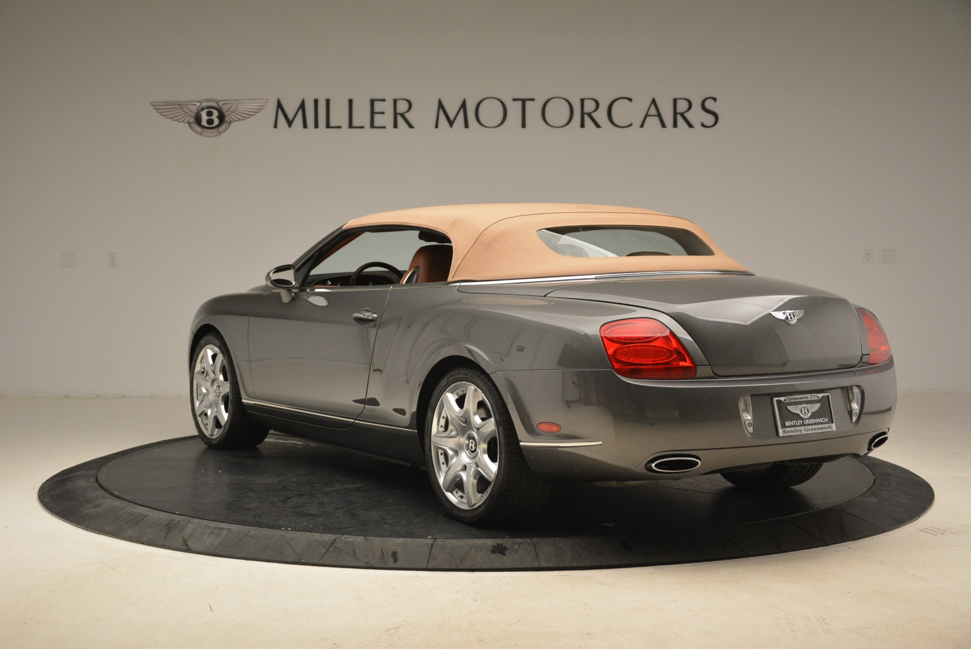 Used 2008 Bentley Continental GT W12 For Sale 0 In Greenwich, CT