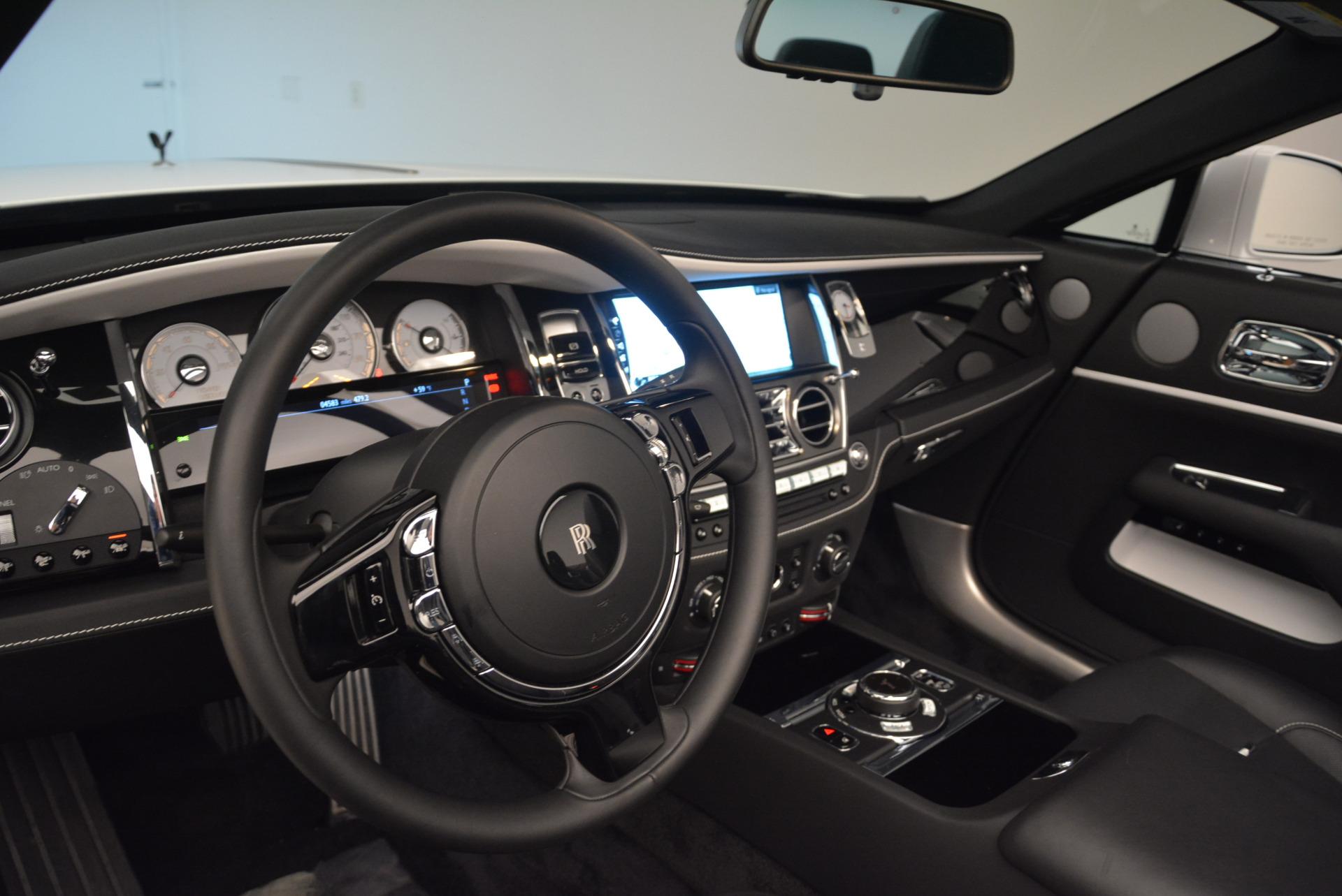 New 2018 Rolls-Royce Dawn Black Badge For Sale 0 In Greenwich, CT